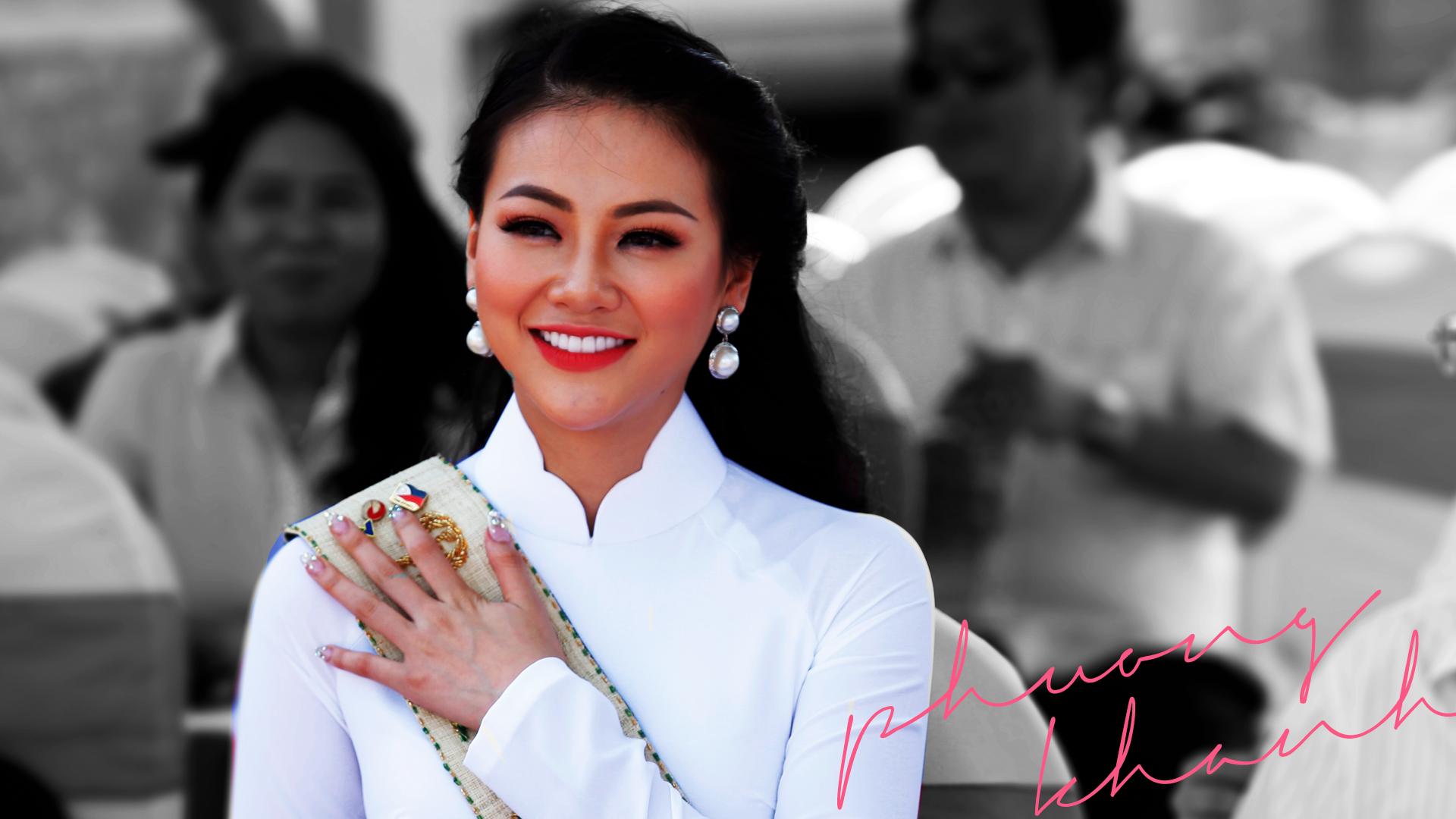 Trò chuyện cuối năm cùng Hoa hậu Trái đất Phương Khánh - ảnh 8