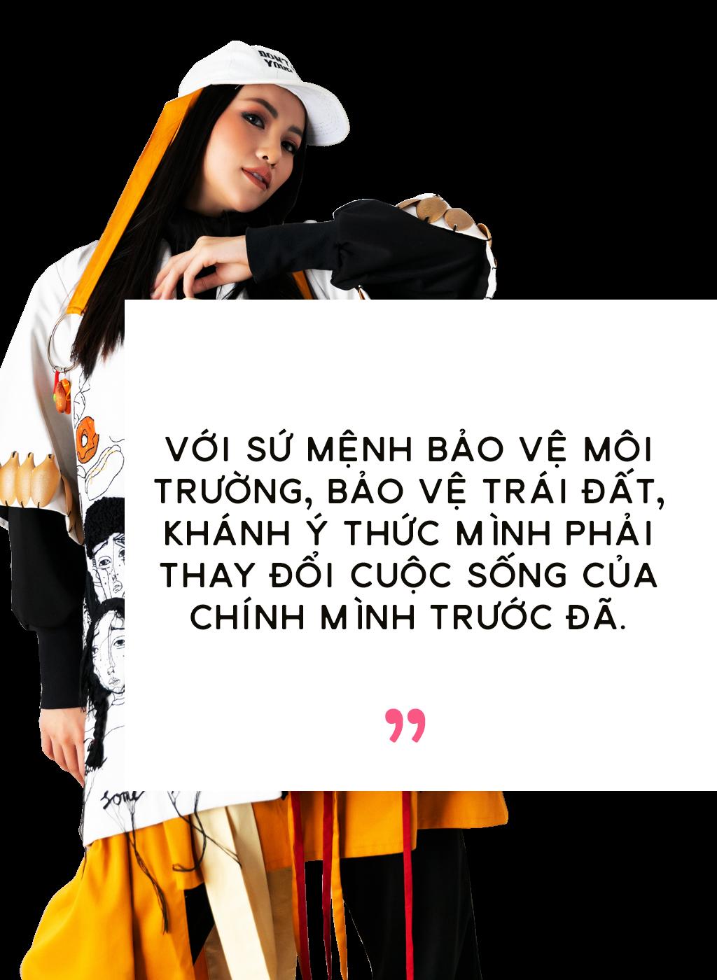 Trò chuyện cuối năm cùng Hoa hậu Trái đất Phương Khánh - ảnh 10