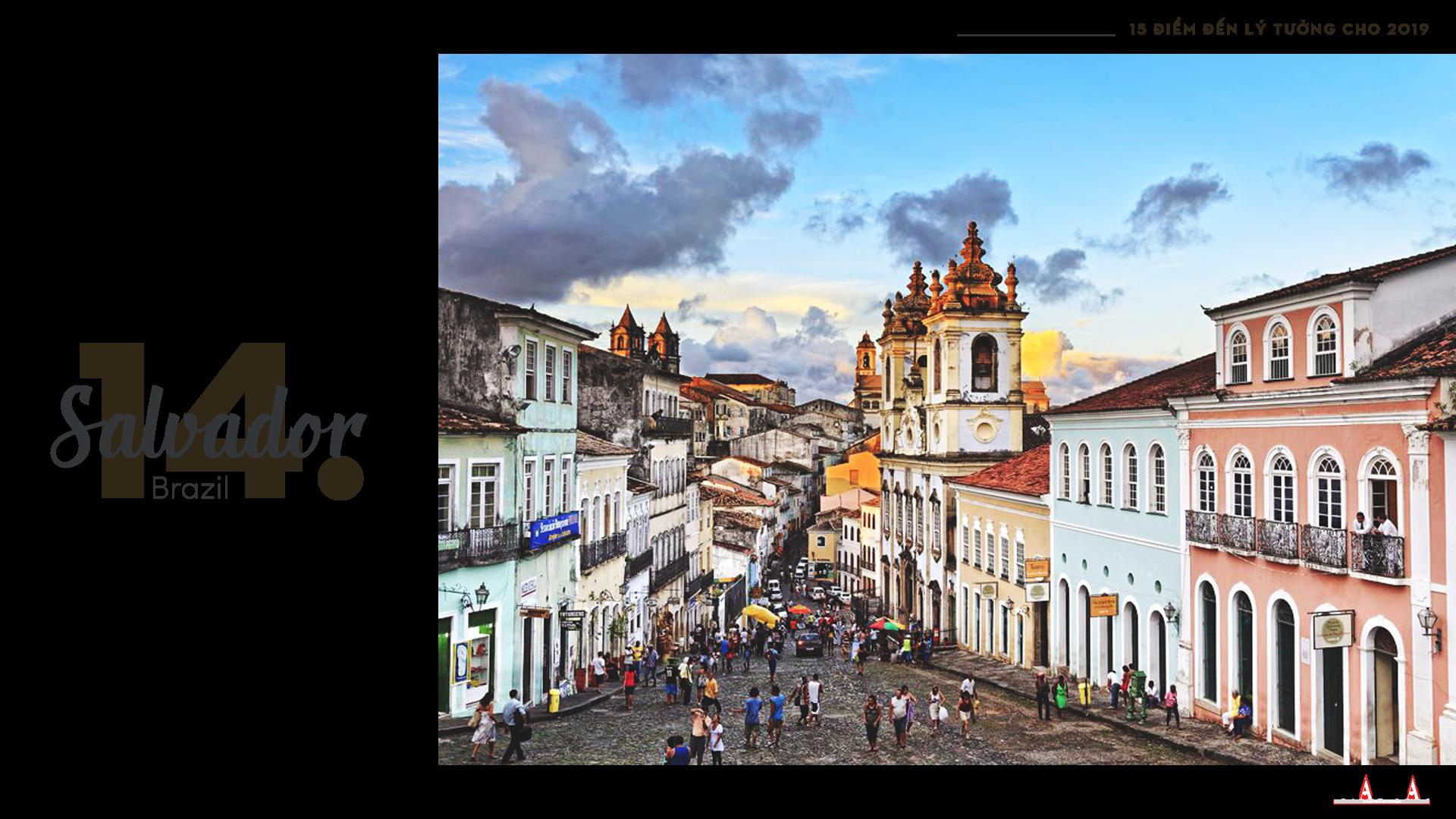 Top 15 điểm đến lý tưởng 2019 của thế giới: Việt Nam góp mặt - ảnh 14