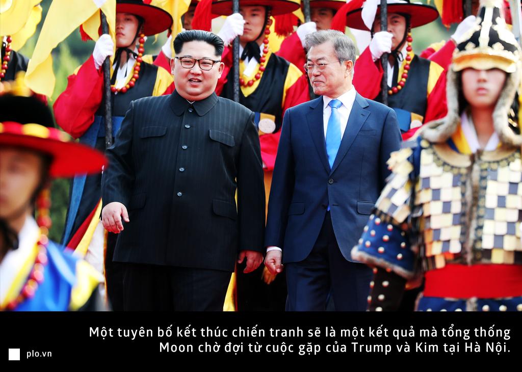 Thượng đỉnh Trump-Kim: Các bên muốn kết thúc chiến tranh - ảnh 9