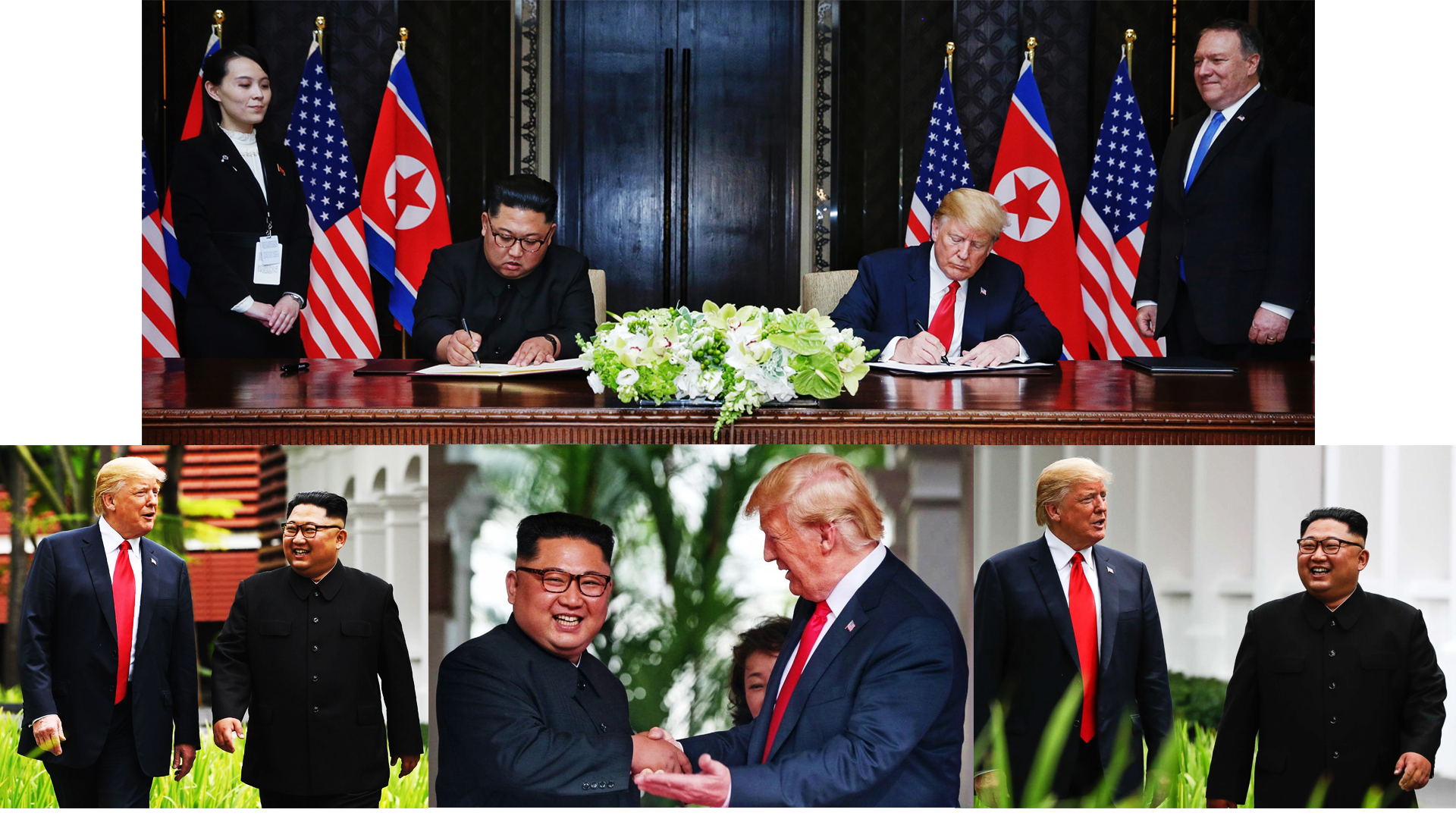 Thượng đỉnh Trump-Kim: Các bên muốn kết thúc chiến tranh - ảnh 3