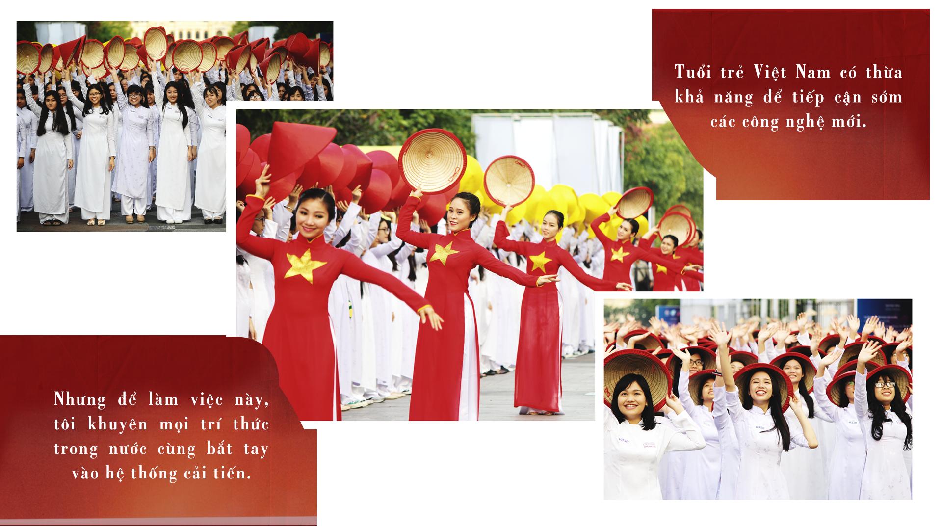 GS Phan Văn Trường hiến kế đột phá sáng tạo và khởi nghiệp - ảnh 8