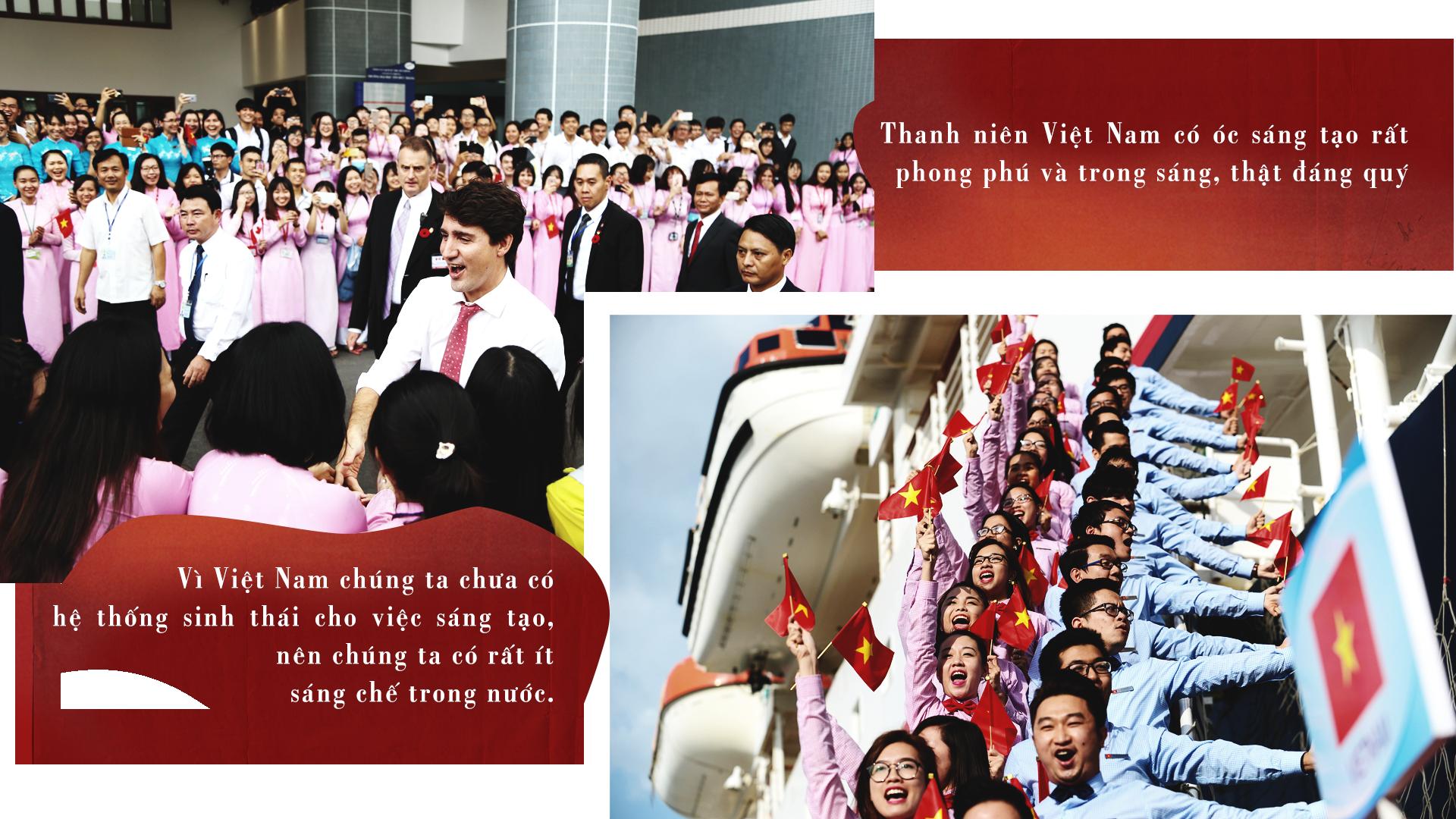 GS Phan Văn Trường hiến kế đột phá sáng tạo và khởi nghiệp - ảnh 9