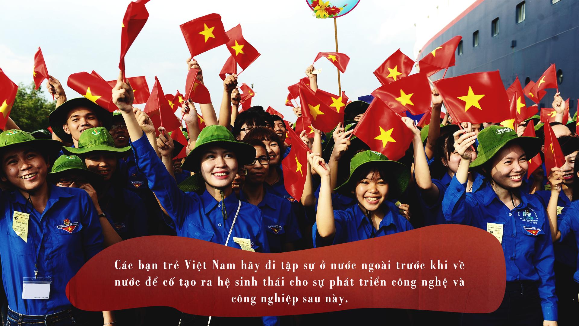GS Phan Văn Trường hiến kế đột phá sáng tạo và khởi nghiệp - ảnh 11