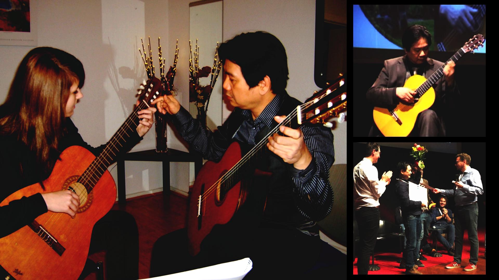 Giáo sư guitar hàng đầu thế giới đưa 'Kiều' vào nhạc quốc tế - ảnh 10