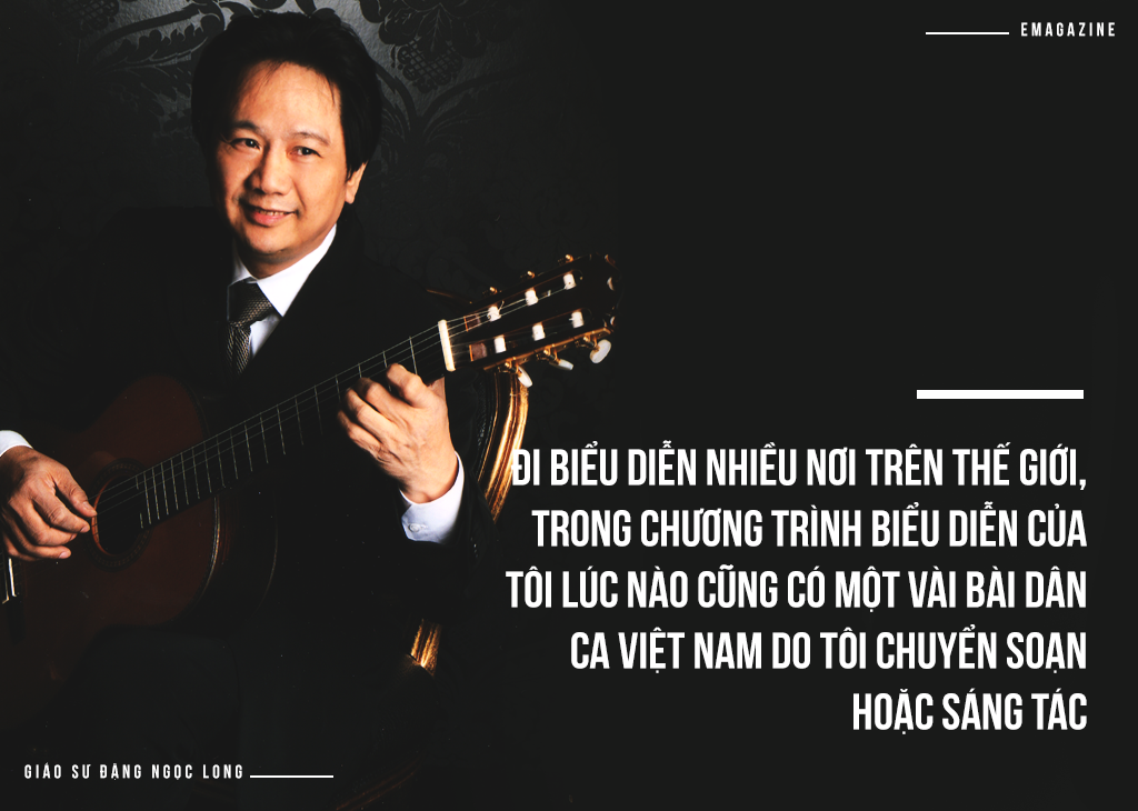 Giáo sư guitar hàng đầu thế giới đưa 'Kiều' vào nhạc quốc tế - ảnh 3