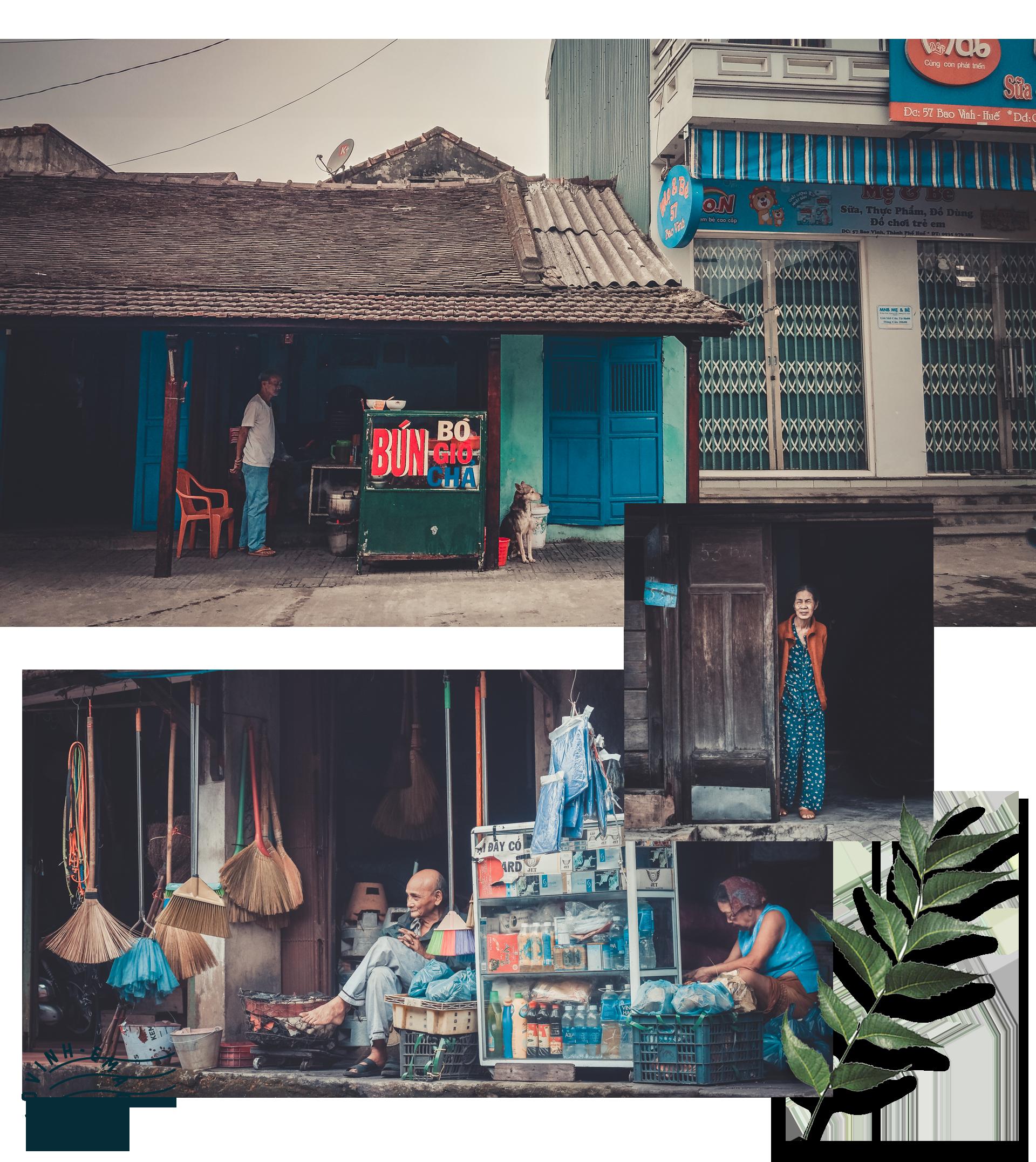 Bao Vinh: Cuộc 'tháo chạy' khỏi phố cổ - ảnh 1