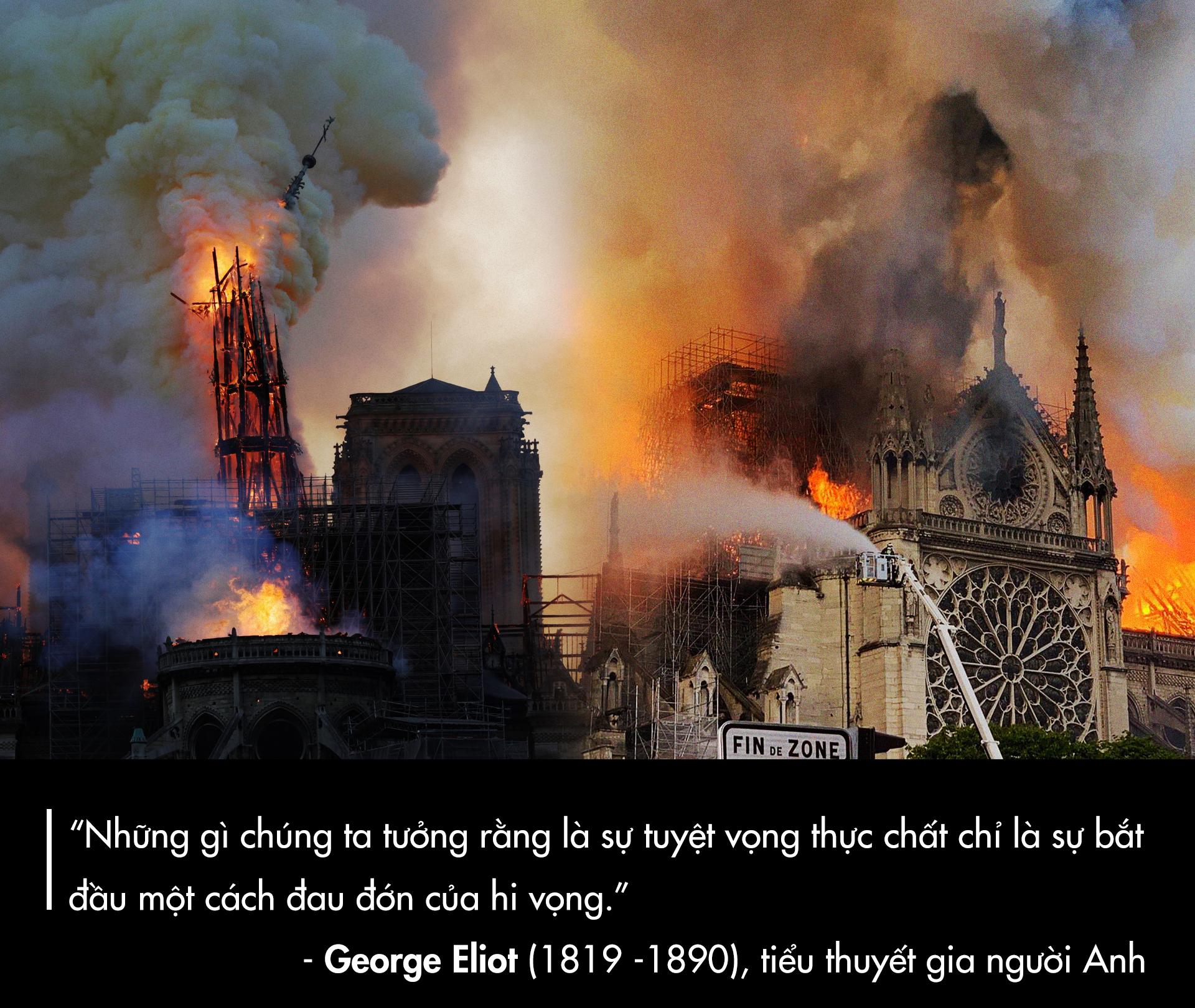 Nhà thờ Đức Bà Paris: Từ tro tàn đến hi vọng - ảnh 13