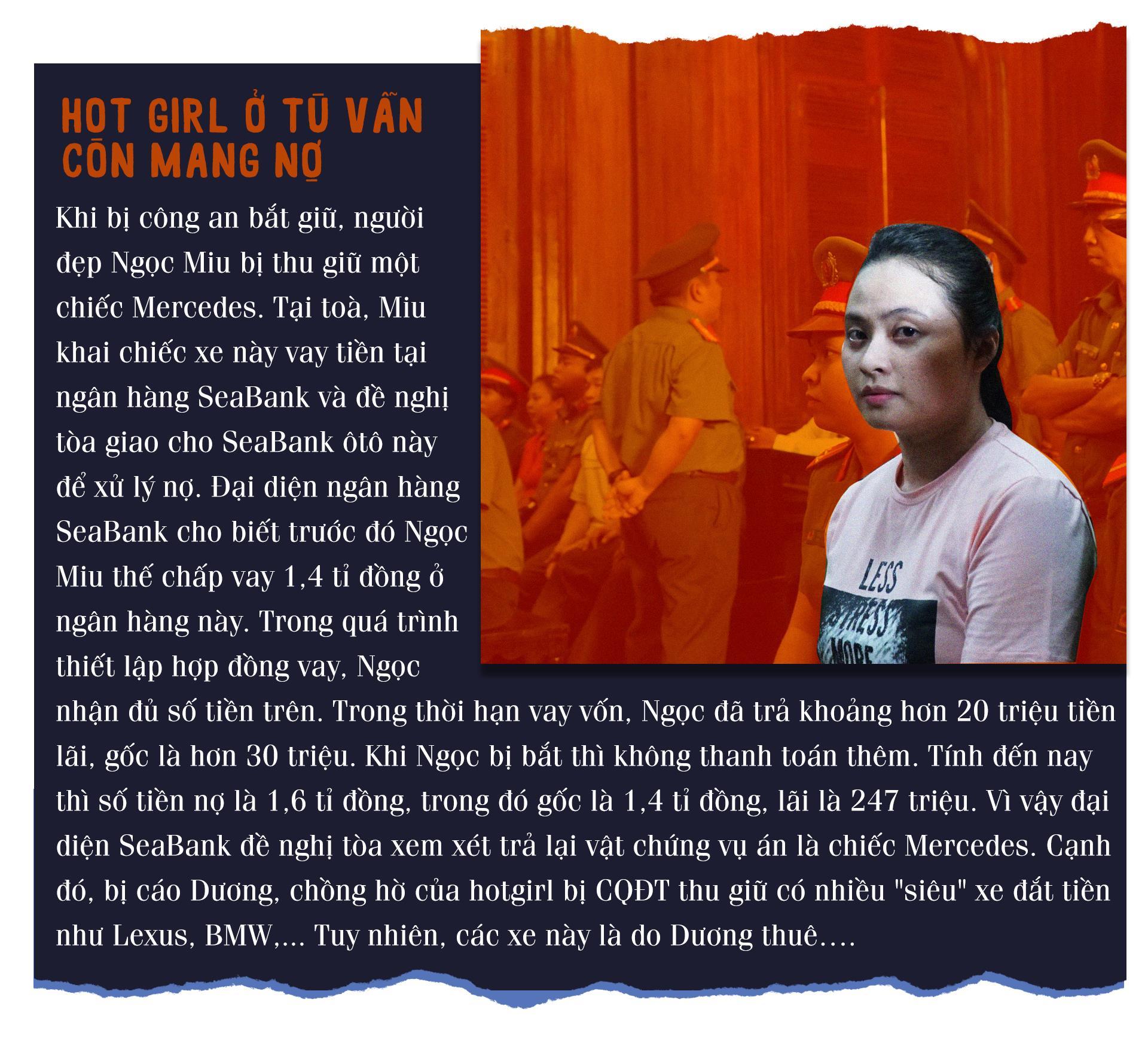 Ngọc Miu: Từ hot girl đến người tình của 'trùm' ma túy - ảnh 10