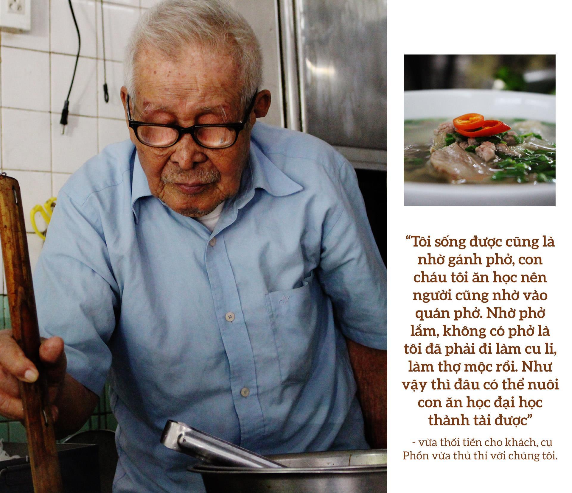 70 năm, một quán phở, một cuộc đời - ảnh 4