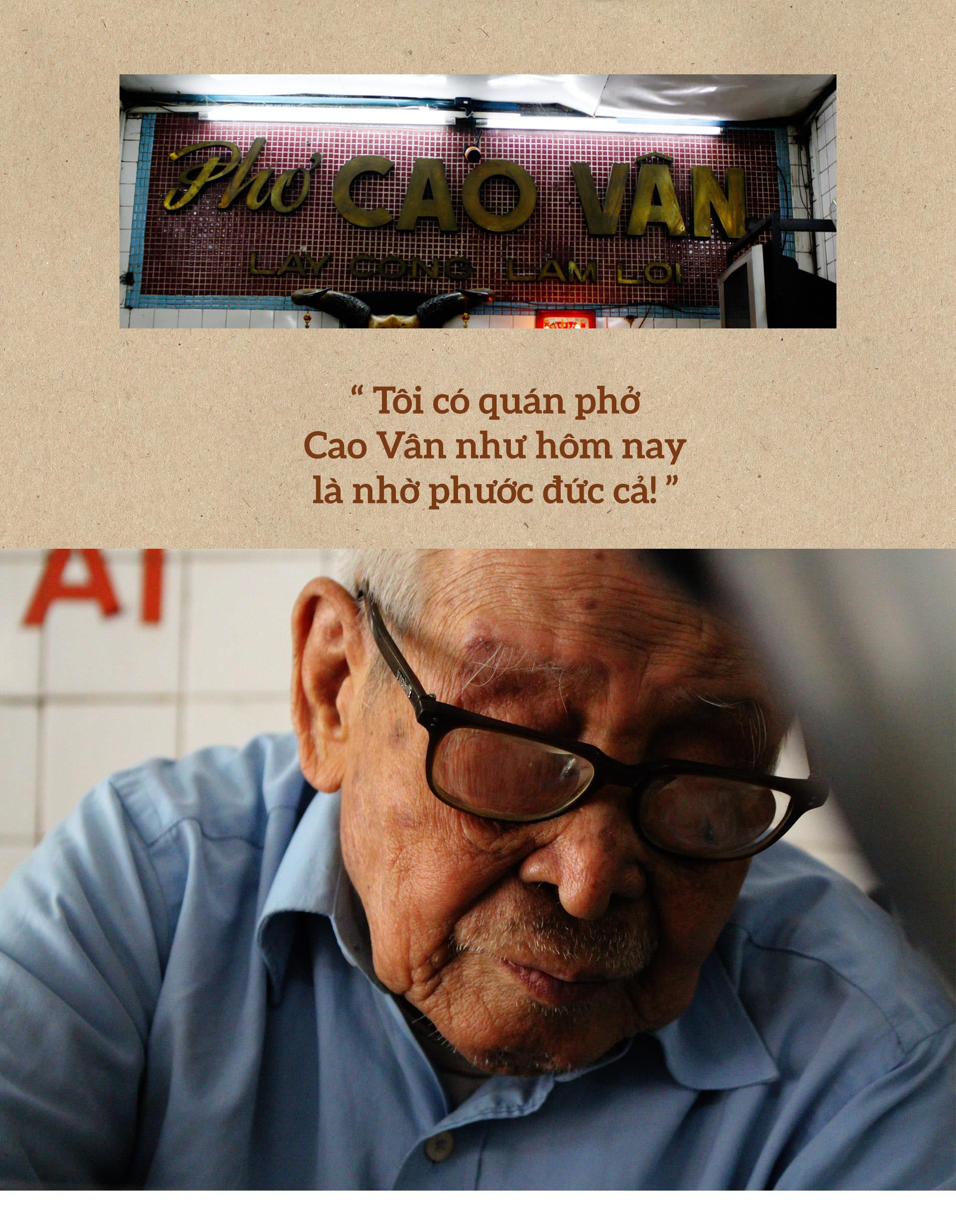 70 năm, một quán phở, một cuộc đời - ảnh 8