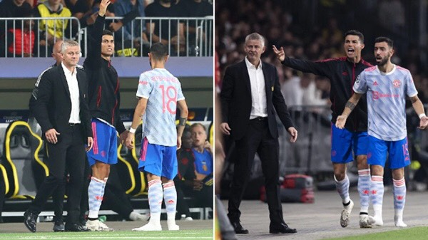 Rio không muốn Ronaldo chỉ đạo đồng đội MU thay cho HLV Solskjaer | Thể  thao | PLO