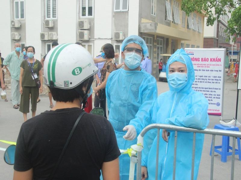 Hà Nội: Thêm 3 ca nghi mắc COVID-19 liên quan BN Trung Quốc