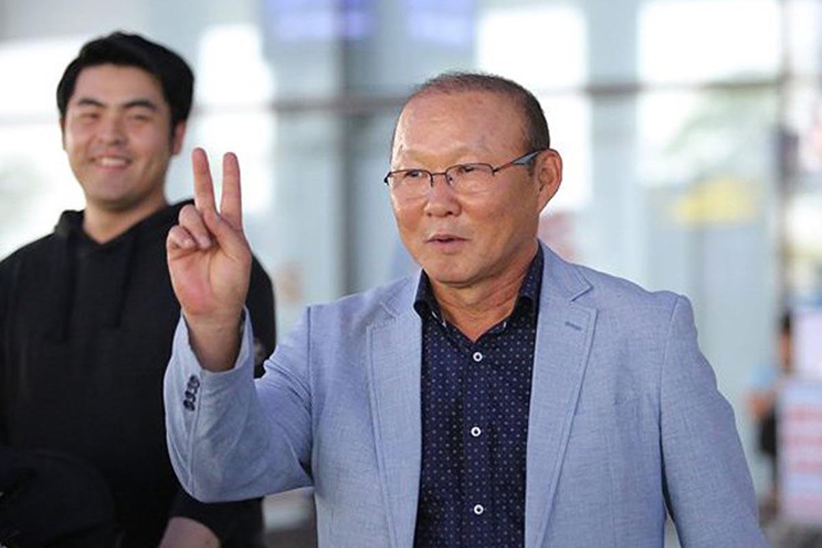 HLV Park Hang-seo về dẫn dắt Hàn Quốc: Chiêu của cò!