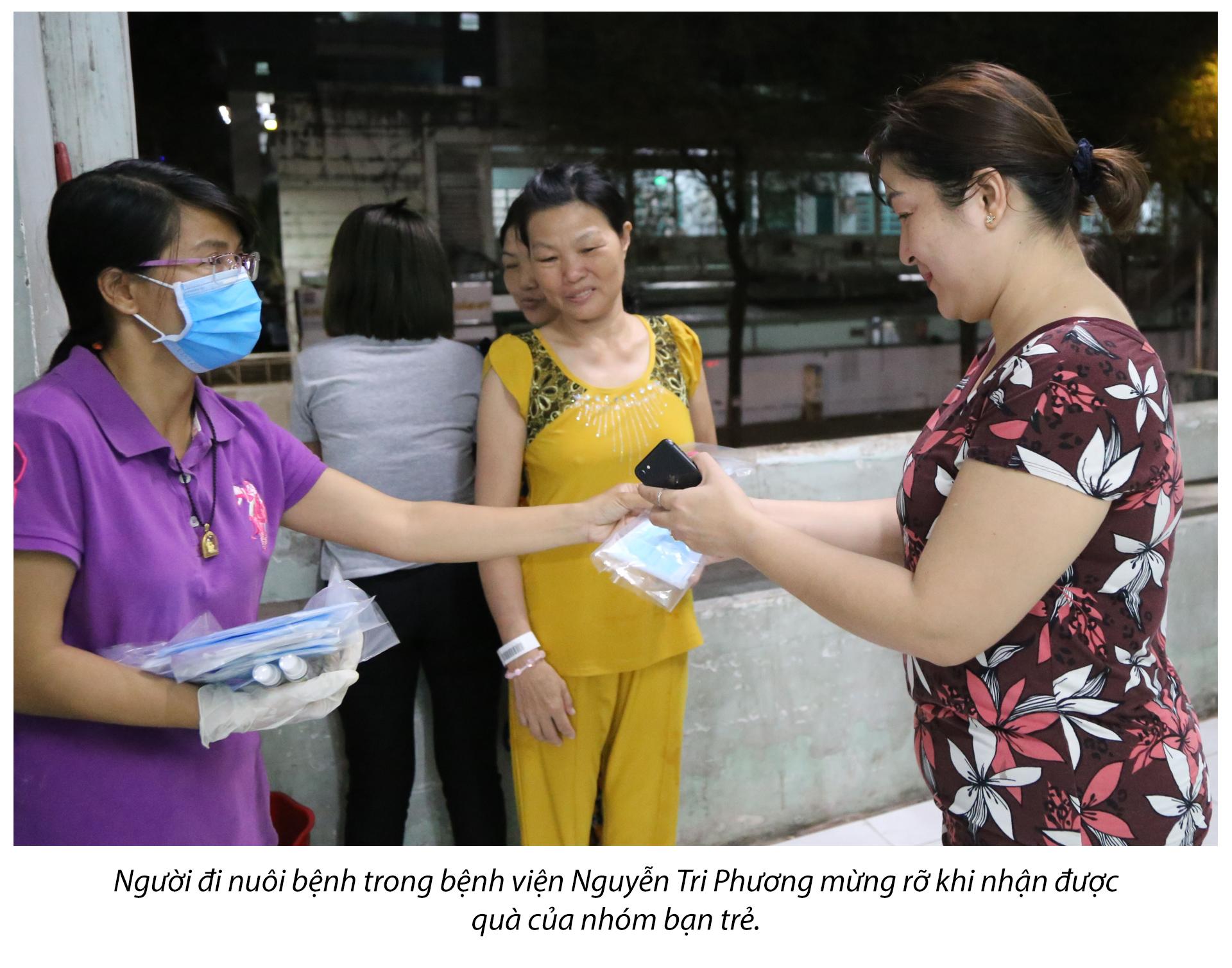 Tình người Sài Gòn thời dịch COVID-19 - ảnh 9