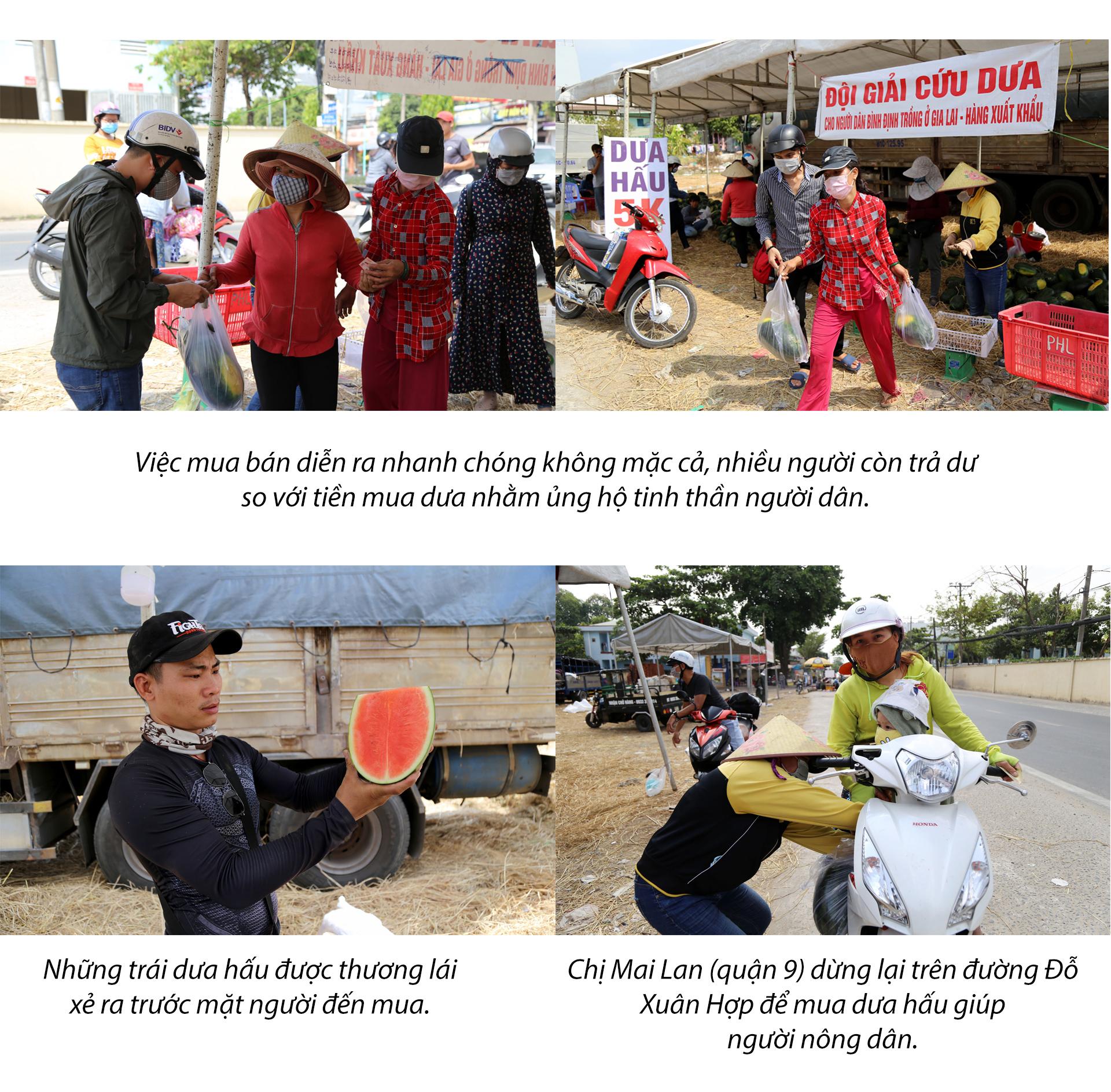 Tình người Sài Gòn thời dịch COVID-19 - ảnh 14