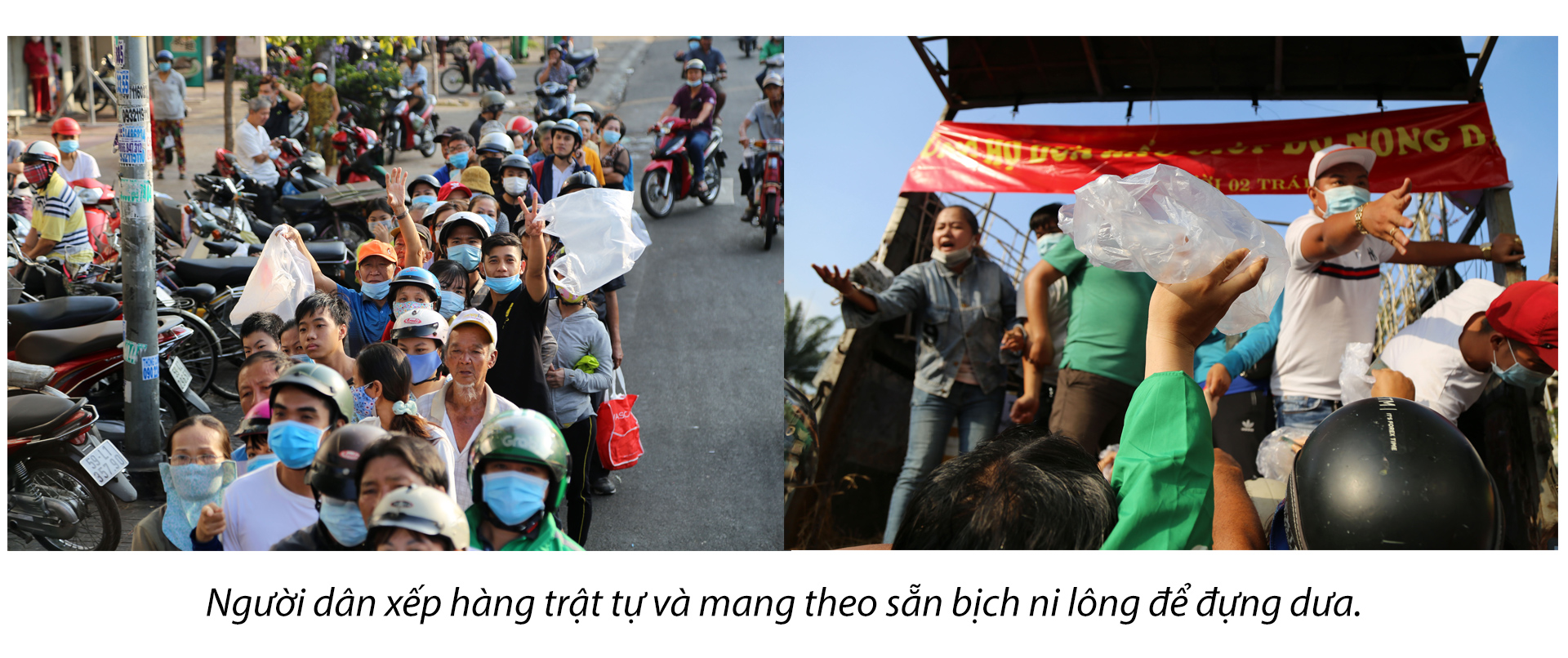 Tình người Sài Gòn thời dịch COVID-19 - ảnh 17