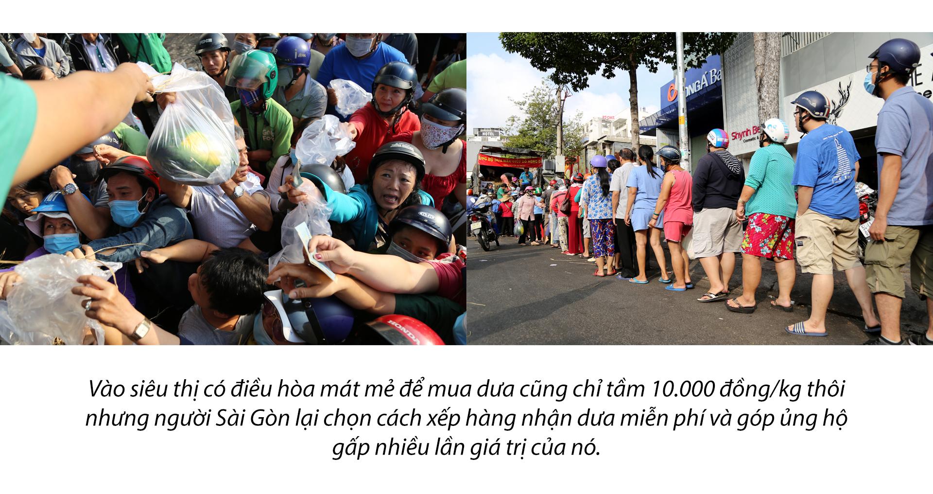 Tình người Sài Gòn thời dịch COVID-19 - ảnh 19