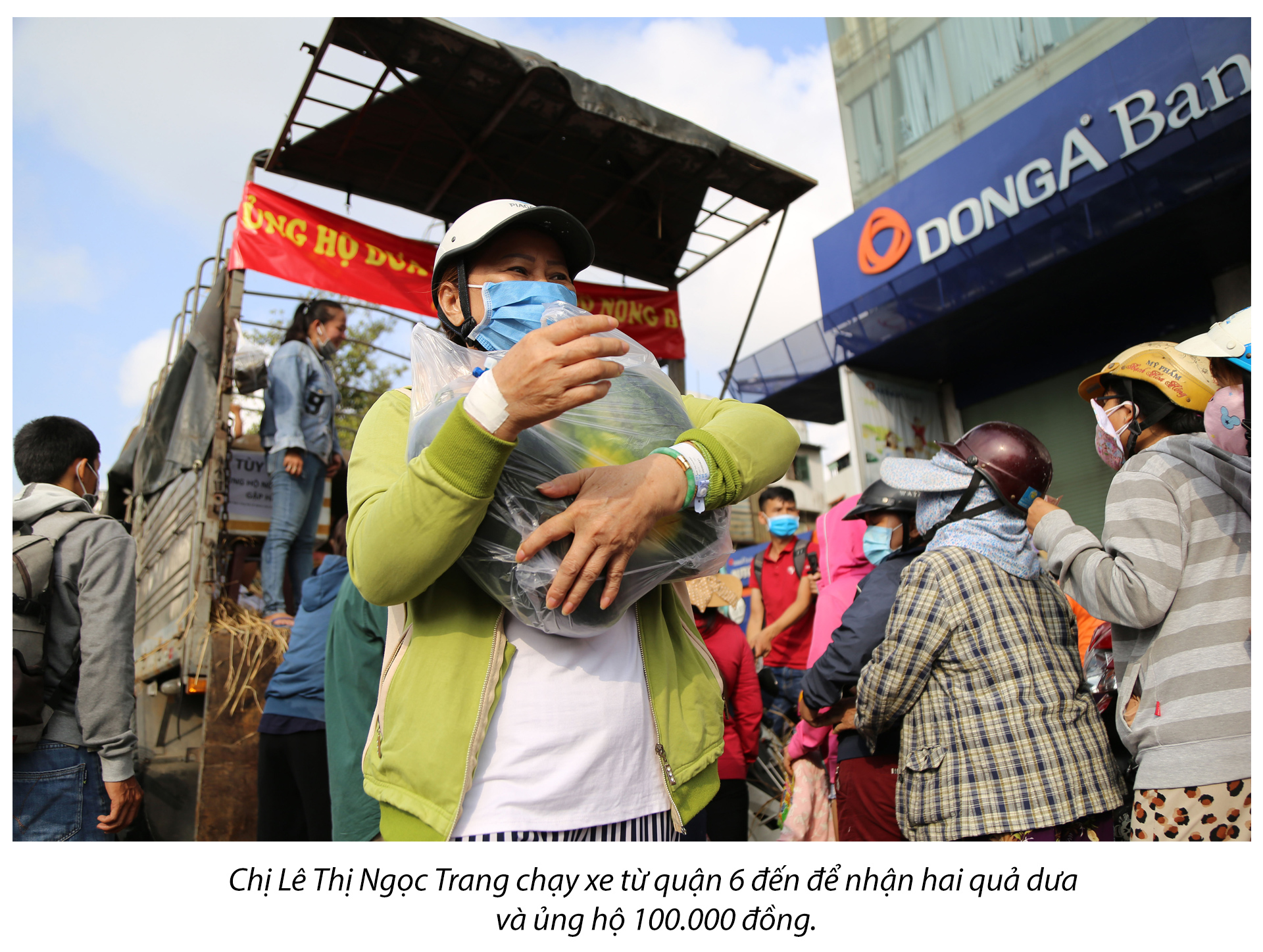 Tình người Sài Gòn thời dịch COVID-19 - ảnh 20