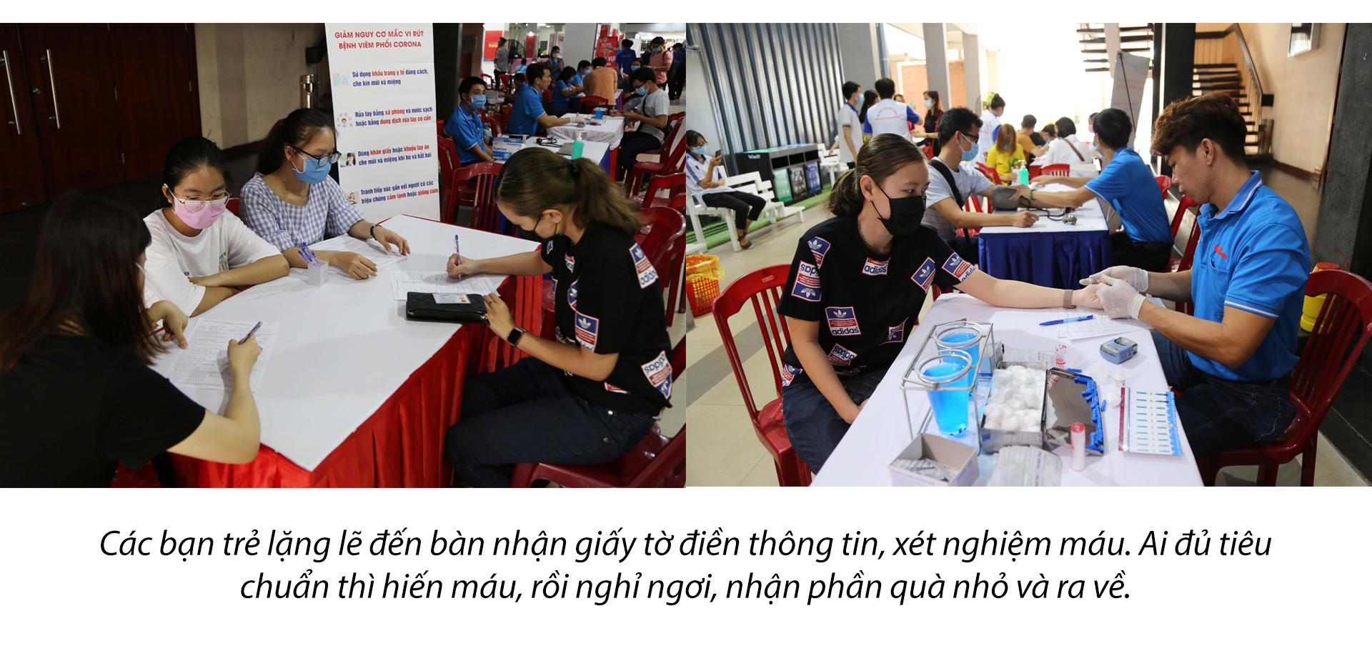 Tình người Sài Gòn thời dịch COVID-19 - ảnh 22