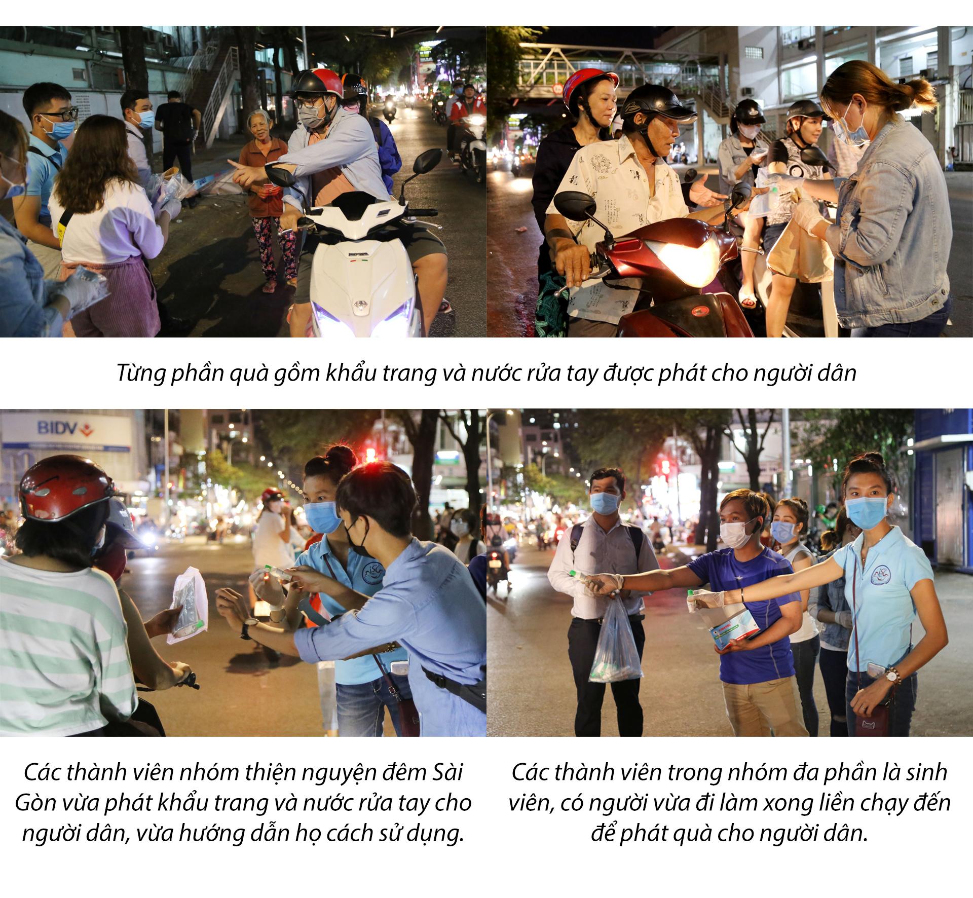 Tình người Sài Gòn thời dịch COVID-19 - ảnh 7