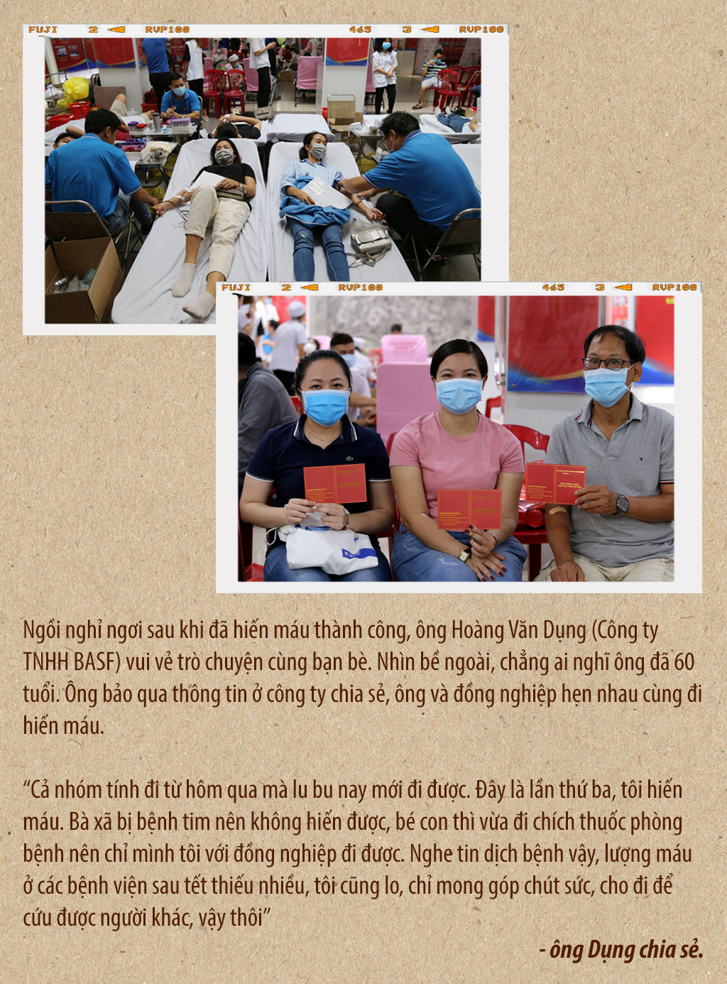 Tình người Sài Gòn thời dịch COVID-19 - ảnh 27