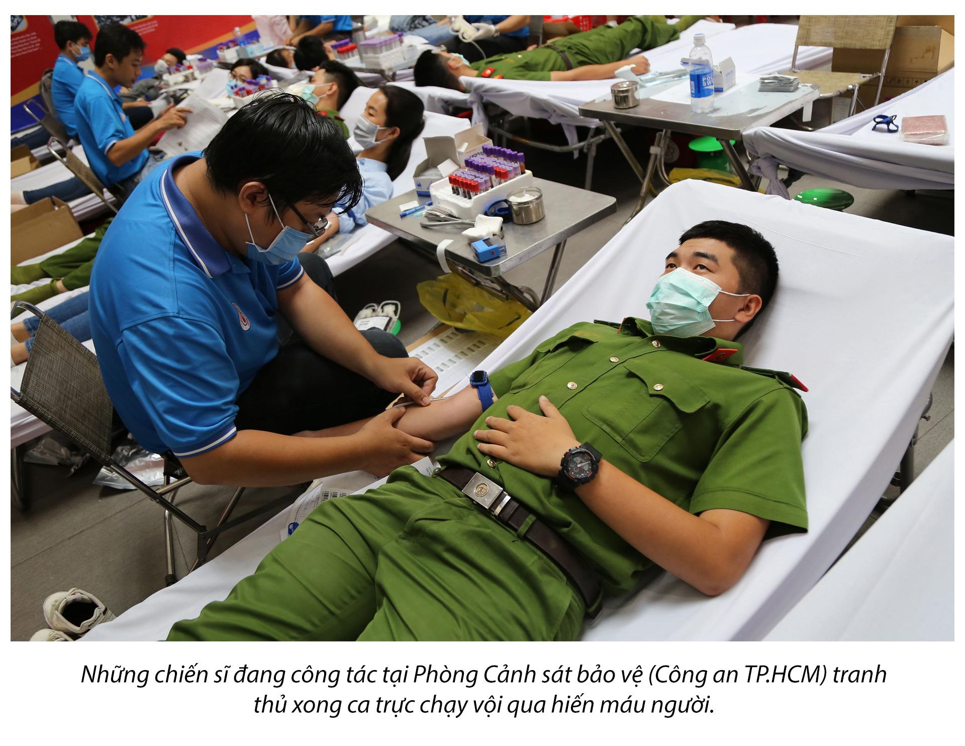 Tình người Sài Gòn thời dịch COVID-19 - ảnh 28