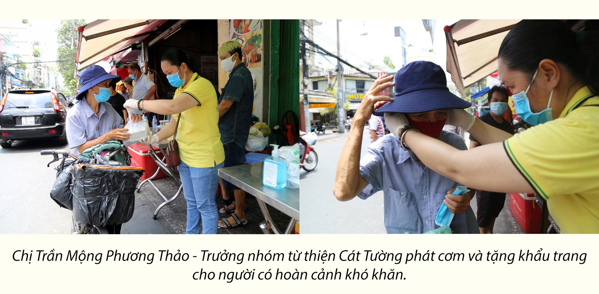 Người Sài Gòn dìu nhau qua đại dịch - ảnh 9