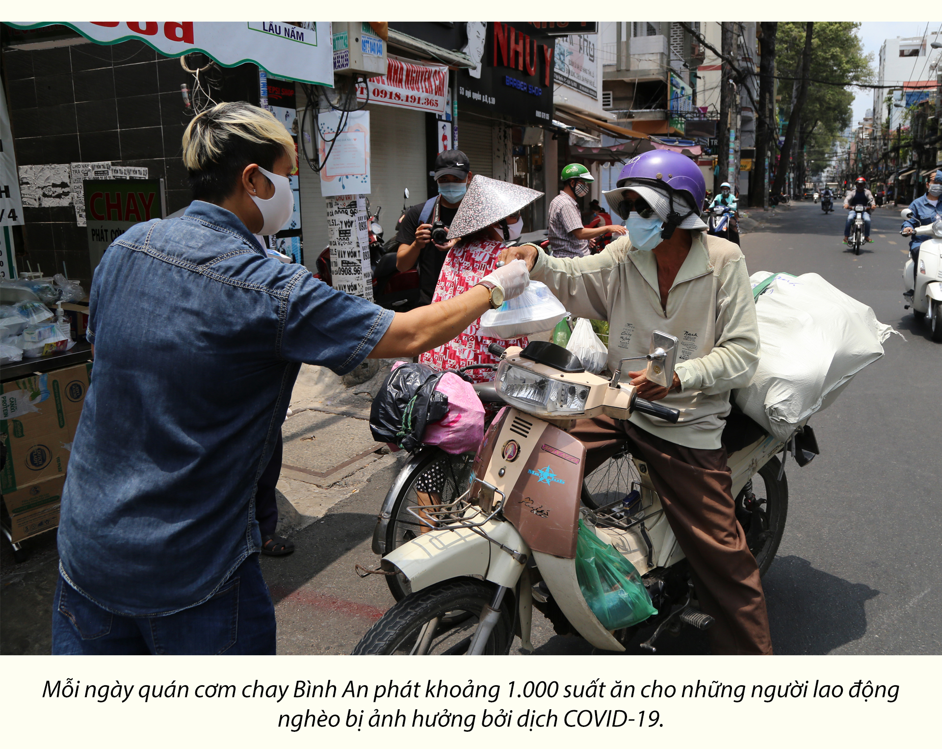 Người Sài Gòn dìu nhau qua đại dịch - ảnh 10