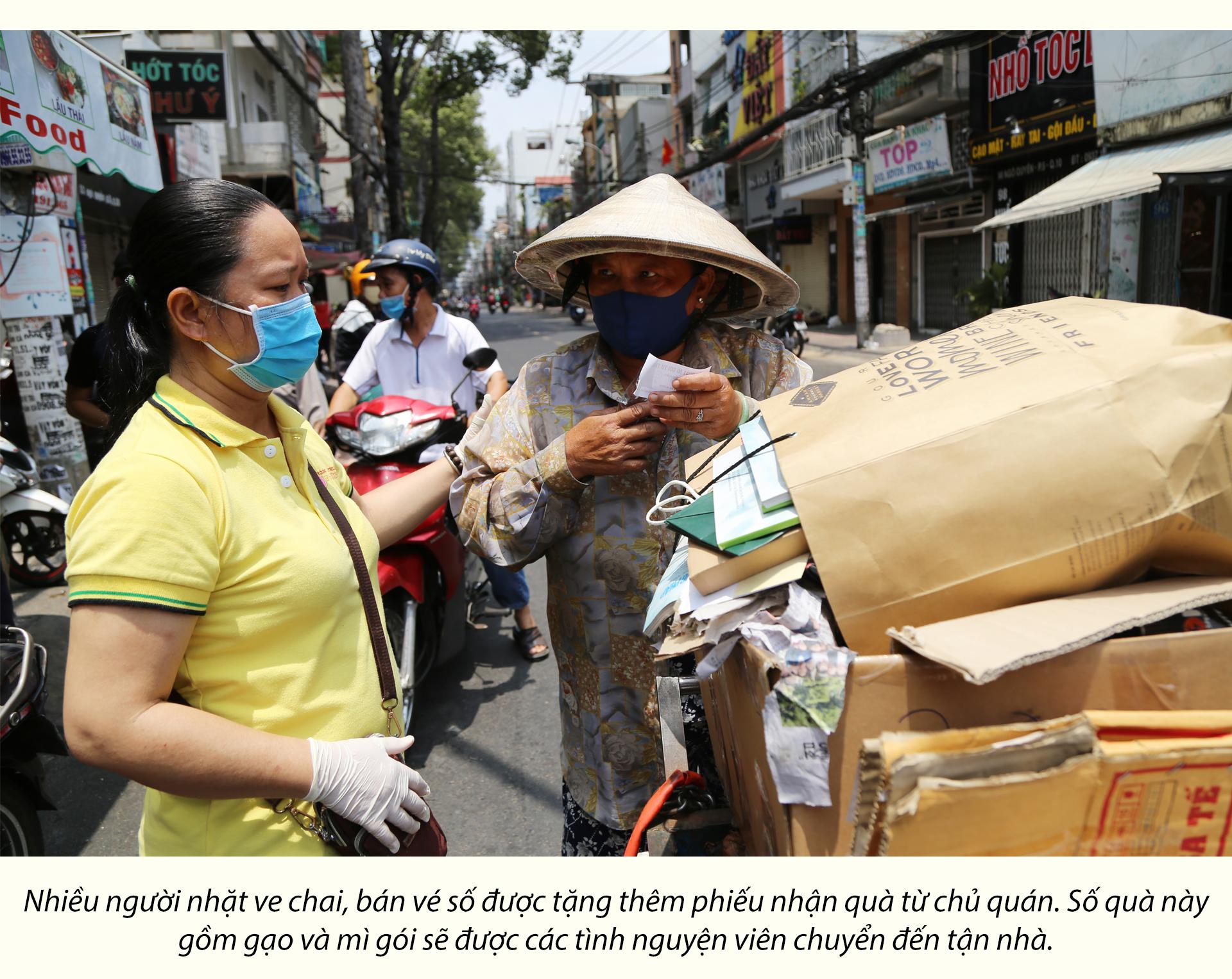 Người Sài Gòn dìu nhau qua đại dịch - ảnh 11