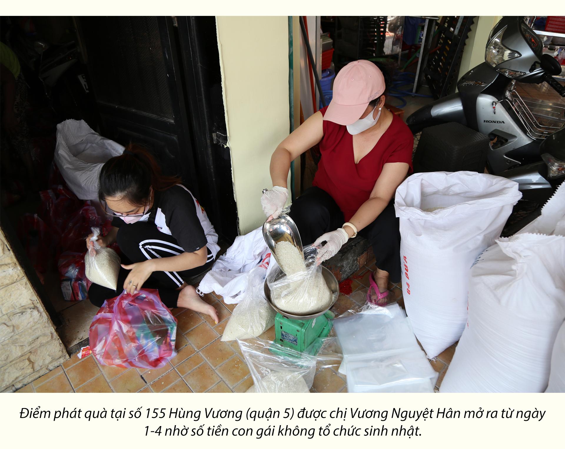 Người Sài Gòn dìu nhau qua đại dịch - ảnh 13