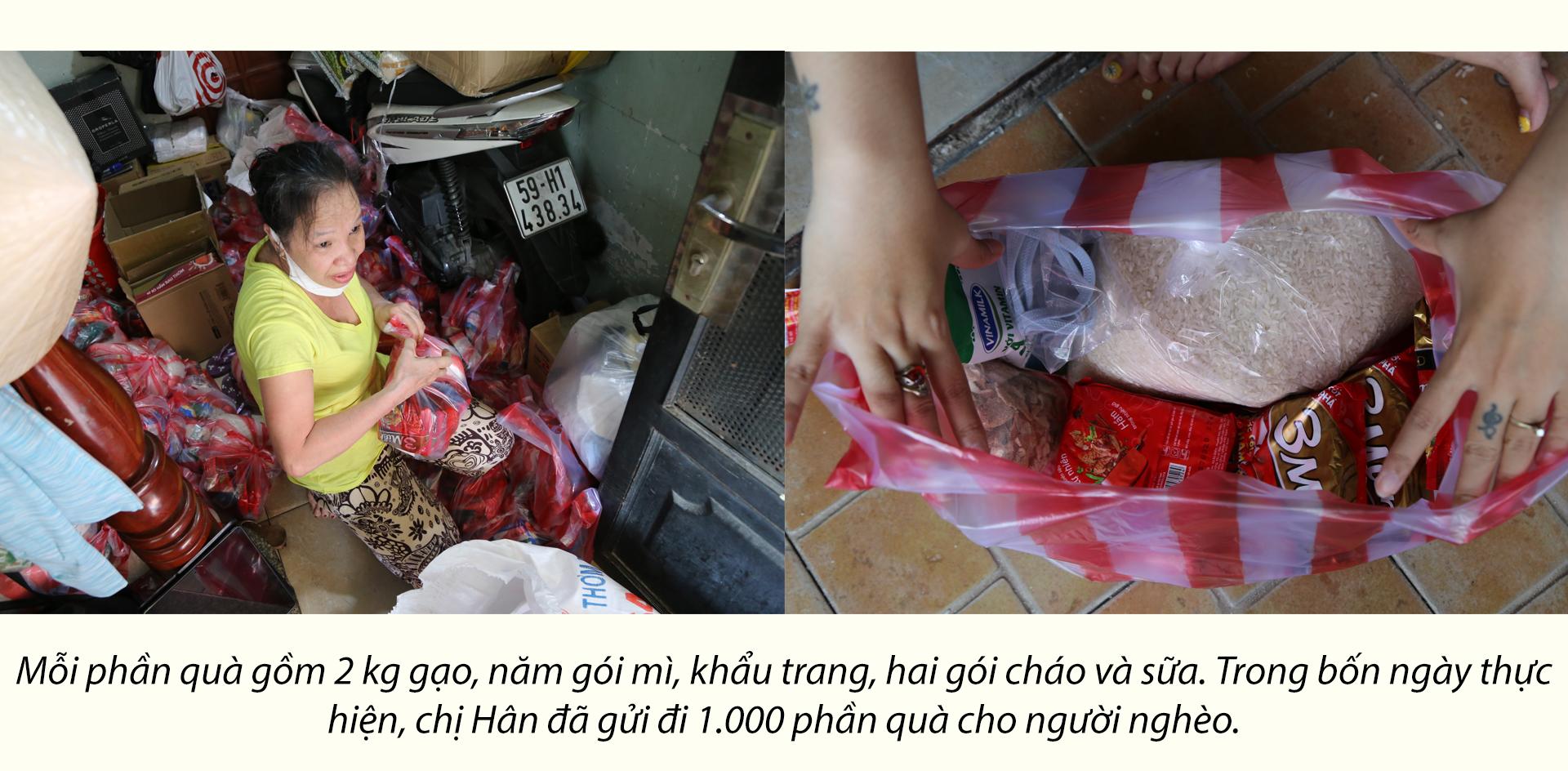 Người Sài Gòn dìu nhau qua đại dịch - ảnh 14