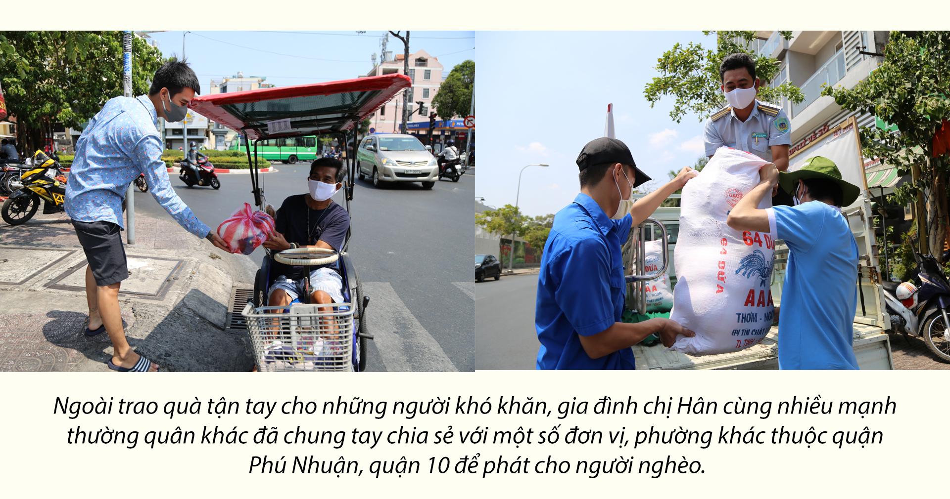 Người Sài Gòn dìu nhau qua đại dịch - ảnh 15