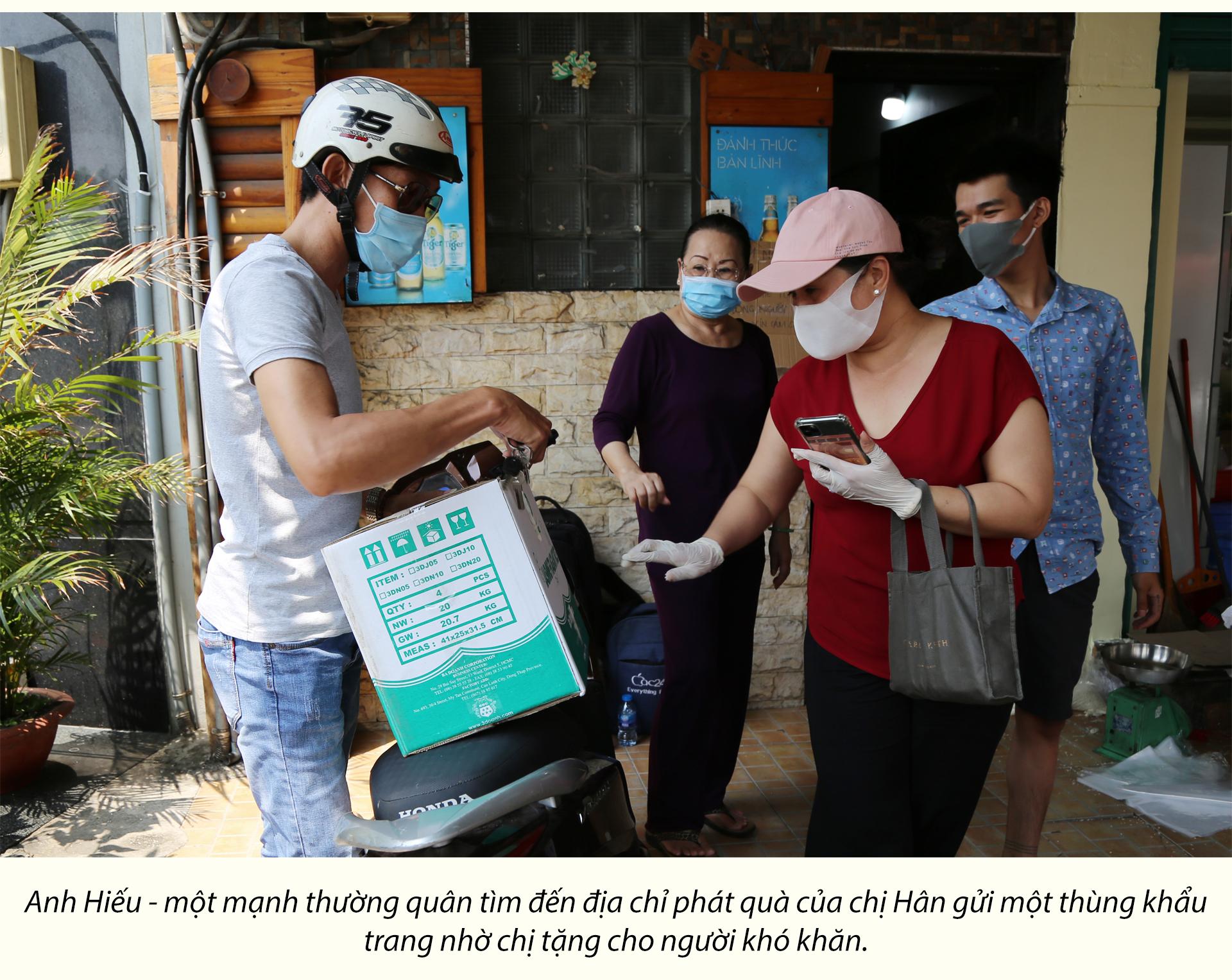 Người Sài Gòn dìu nhau qua đại dịch - ảnh 16