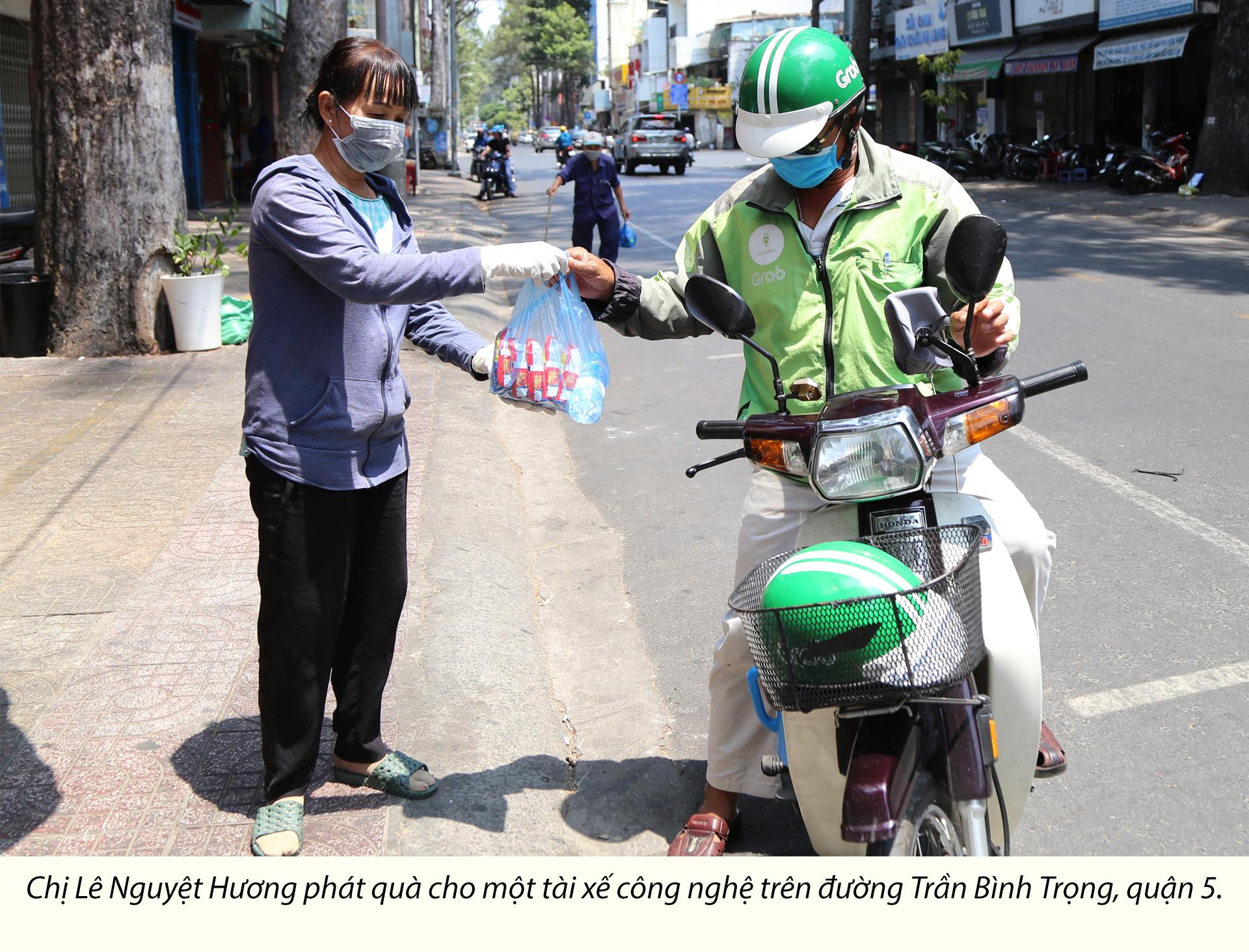 Người Sài Gòn dìu nhau qua đại dịch - ảnh 4