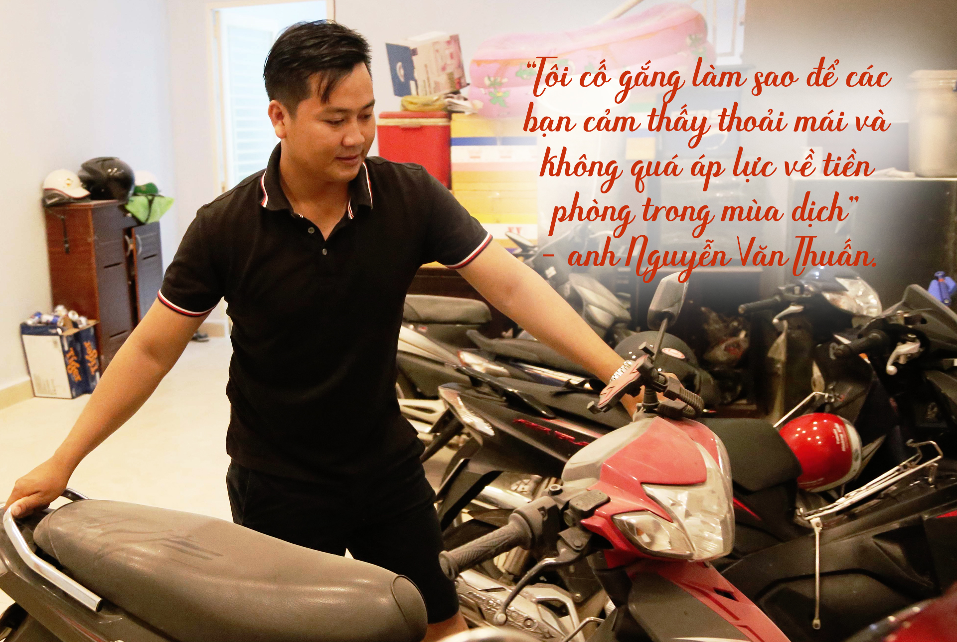 Người Sài Gòn dìu nhau qua đại dịch - ảnh 21