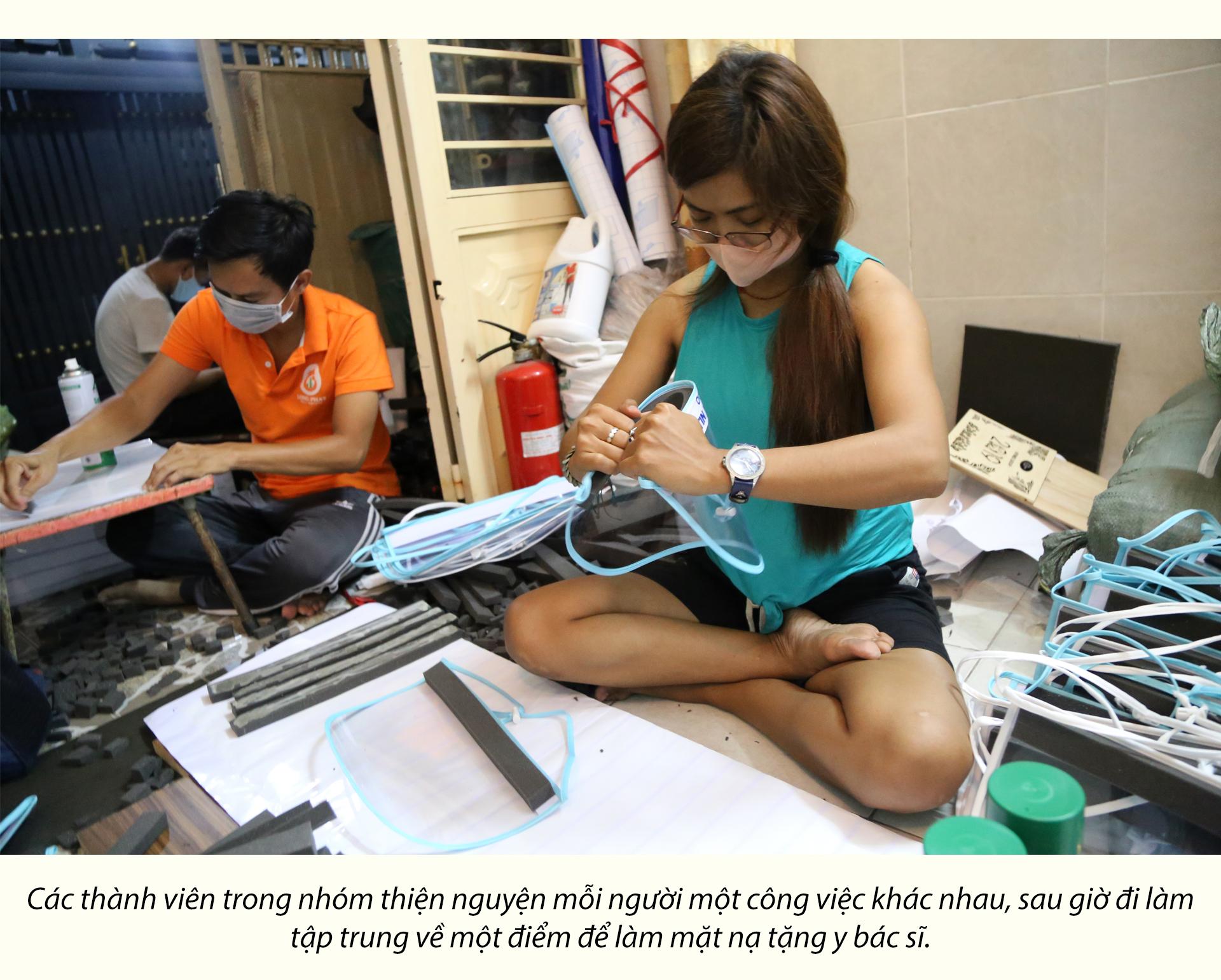 Người Sài Gòn dìu nhau qua đại dịch - ảnh 30