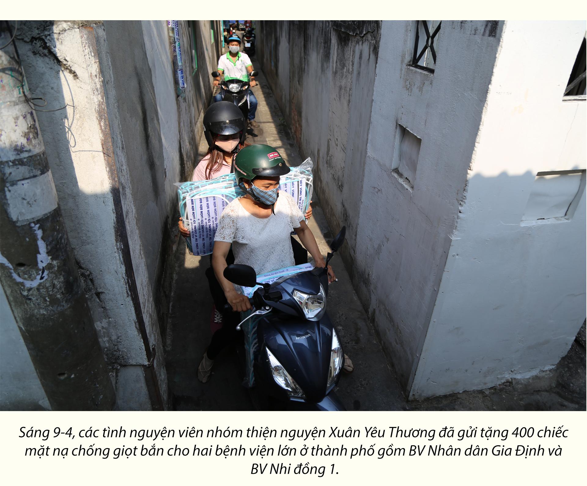 Người Sài Gòn dìu nhau qua đại dịch - ảnh 33