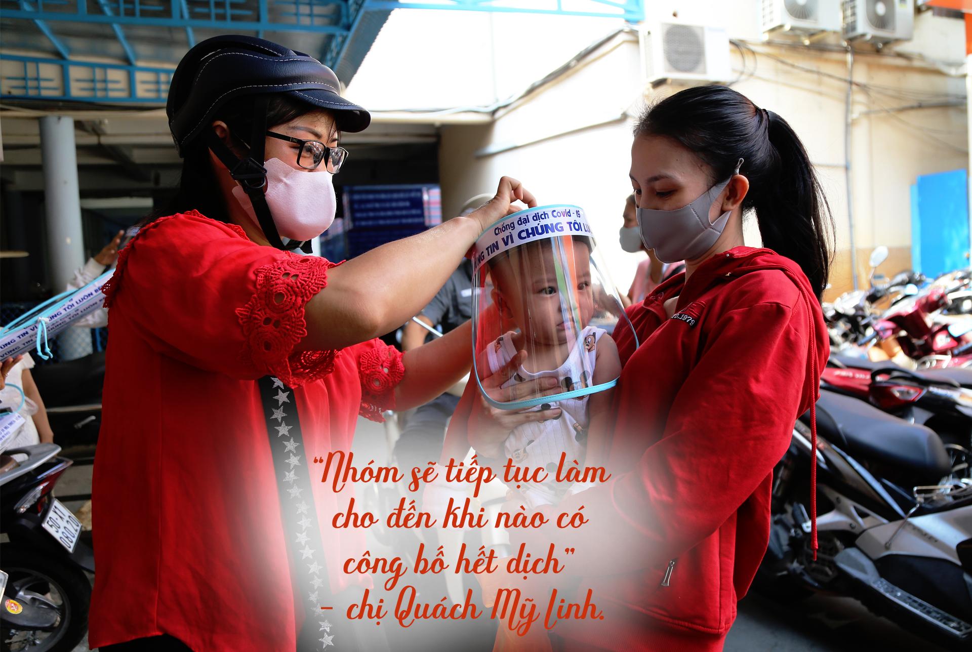 Người Sài Gòn dìu nhau qua đại dịch - ảnh 34