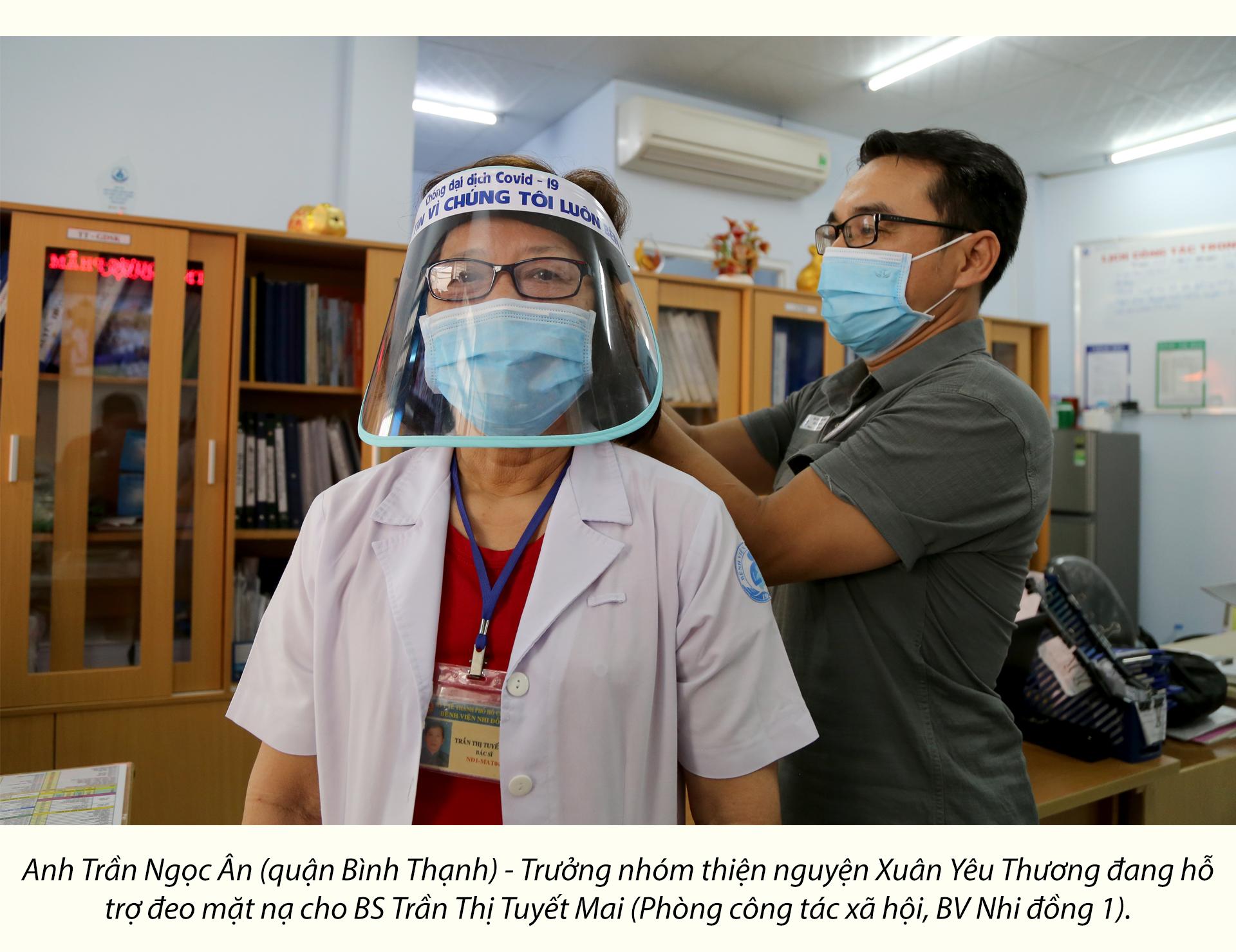 Người Sài Gòn dìu nhau qua đại dịch - ảnh 35