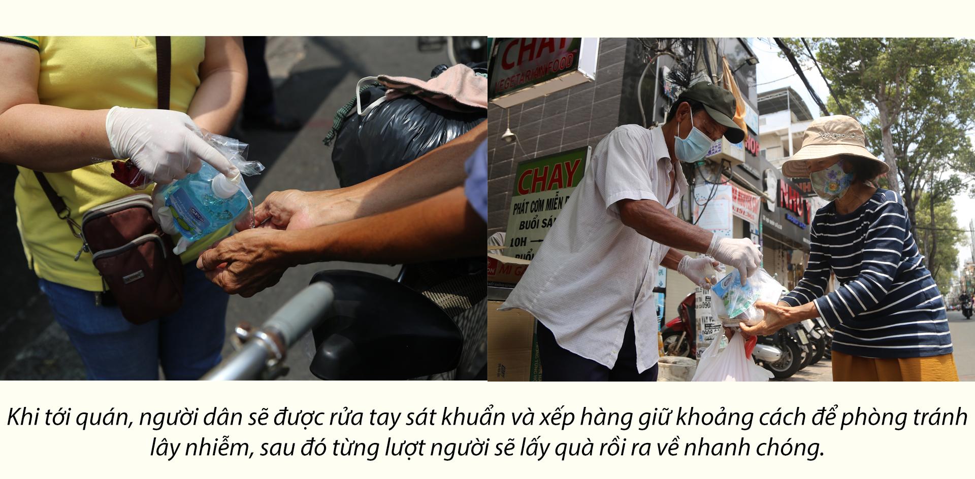 Người Sài Gòn dìu nhau qua đại dịch - ảnh 7