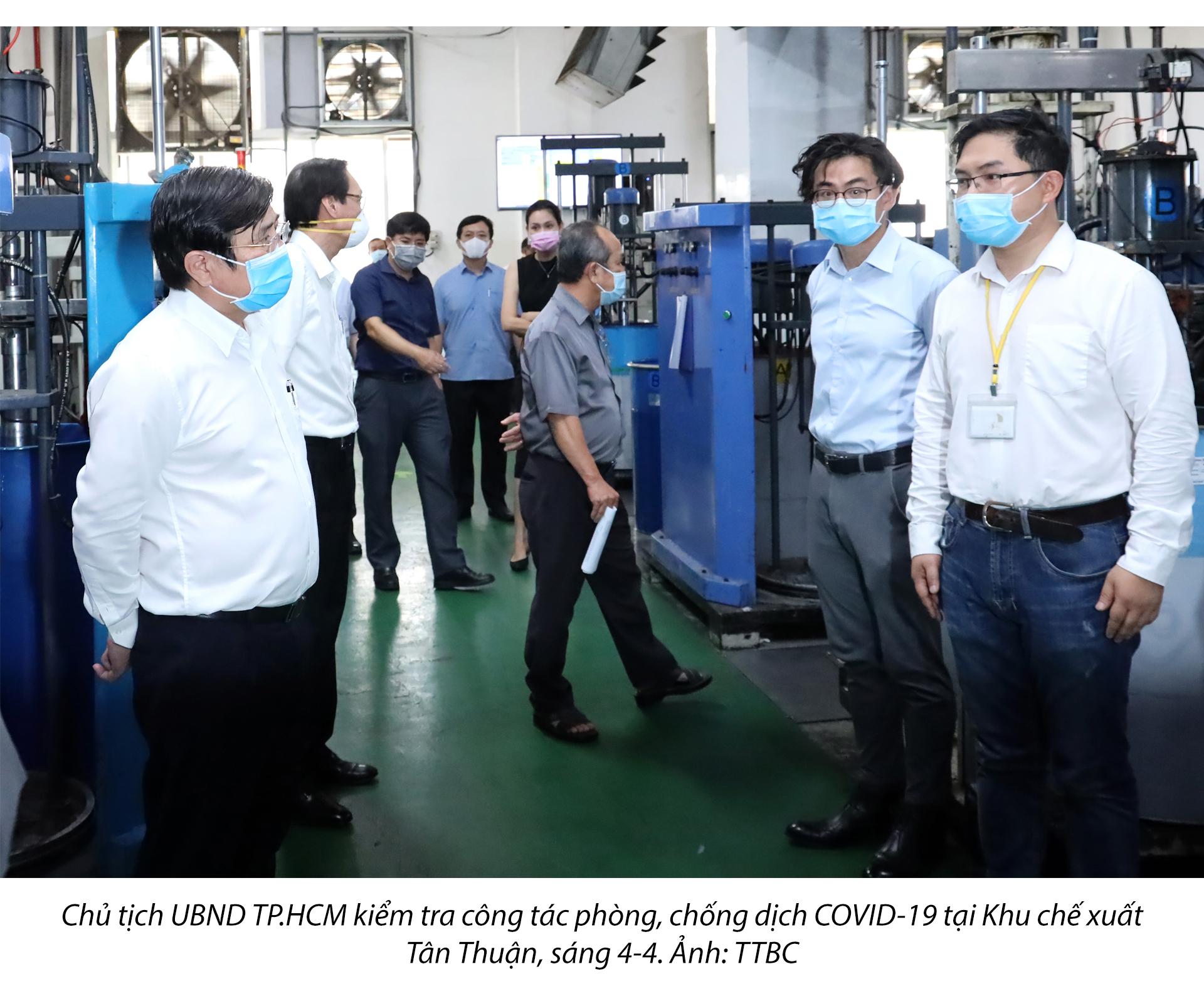 5 nỗ lực lớn của TP.HCM trong phòng, chống COVID-19 - ảnh 13