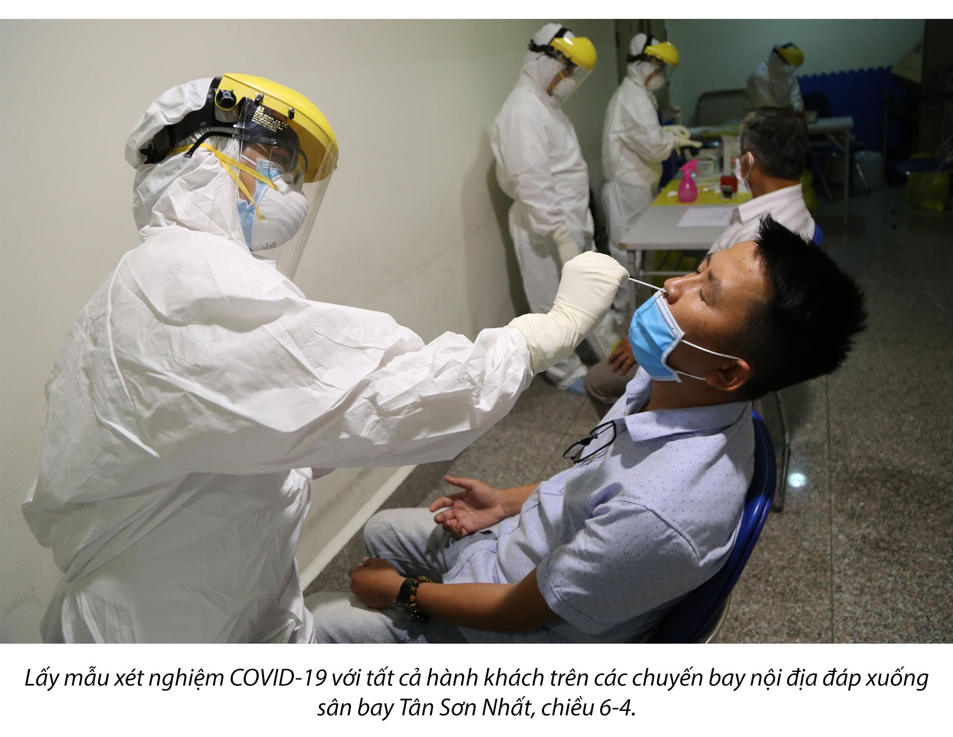 5 nỗ lực lớn của TP.HCM trong phòng, chống COVID-19 - ảnh 19