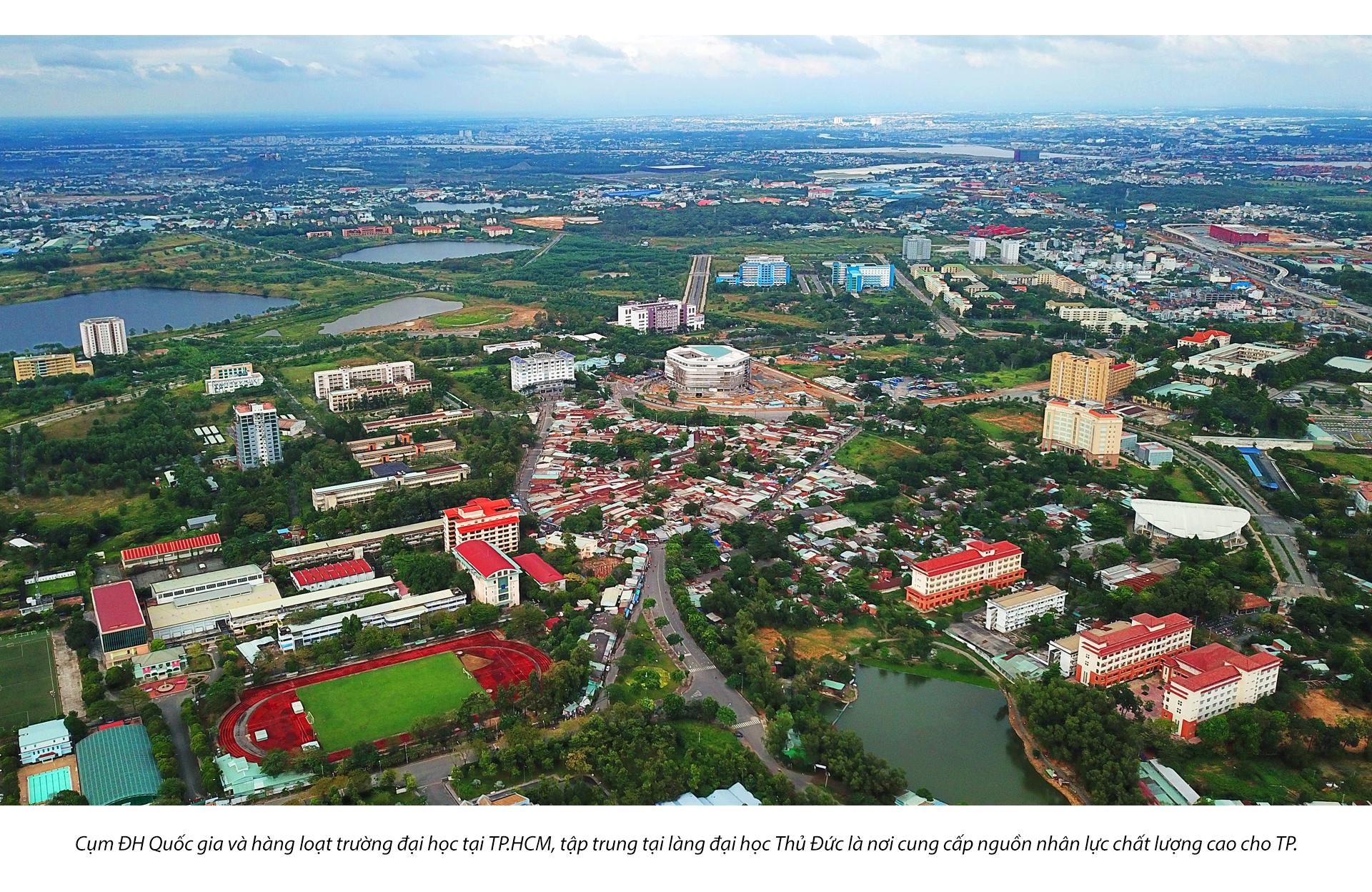 Emagazine: 5 thành tựu lớn của TP.HCM trong nhiệm kỳ 2015-2020 - ảnh 16