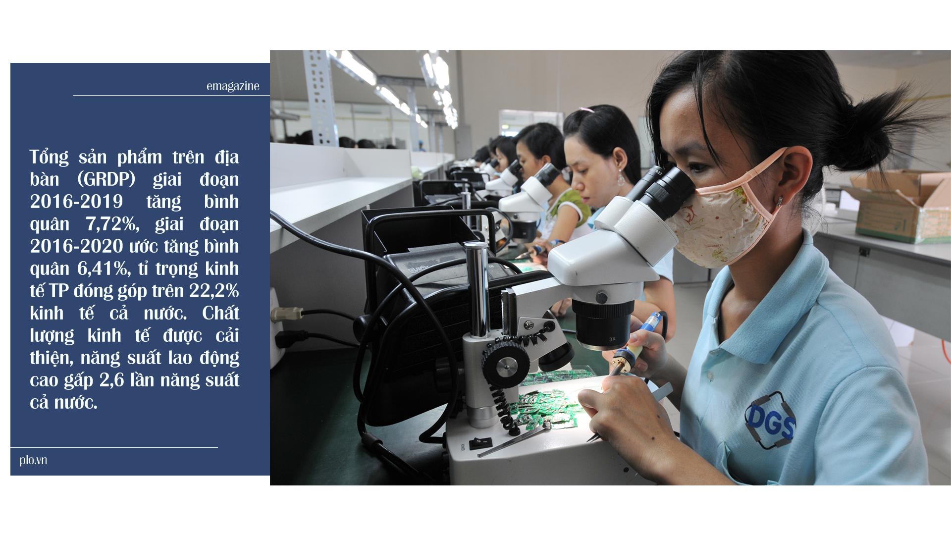 Emagazine: 5 thành tựu lớn của TP.HCM trong nhiệm kỳ 2015-2020 - ảnh 5