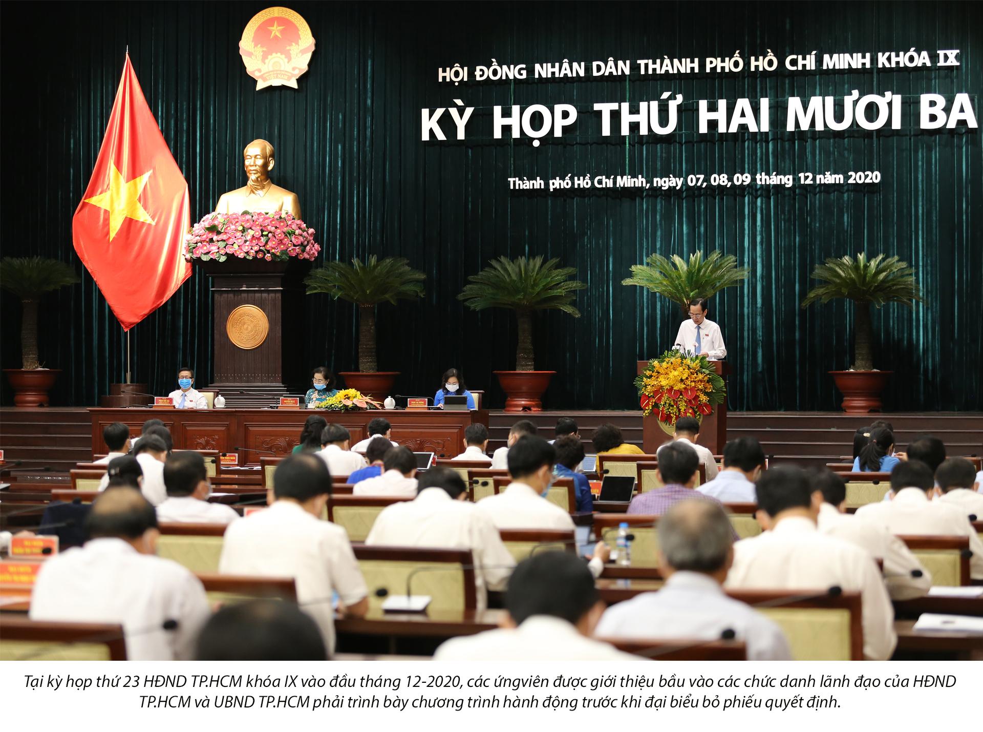 Emagazine: HĐND TP.HCM và 5 dấu ấn của nhiệm kỳ 2016-2021 - ảnh 15