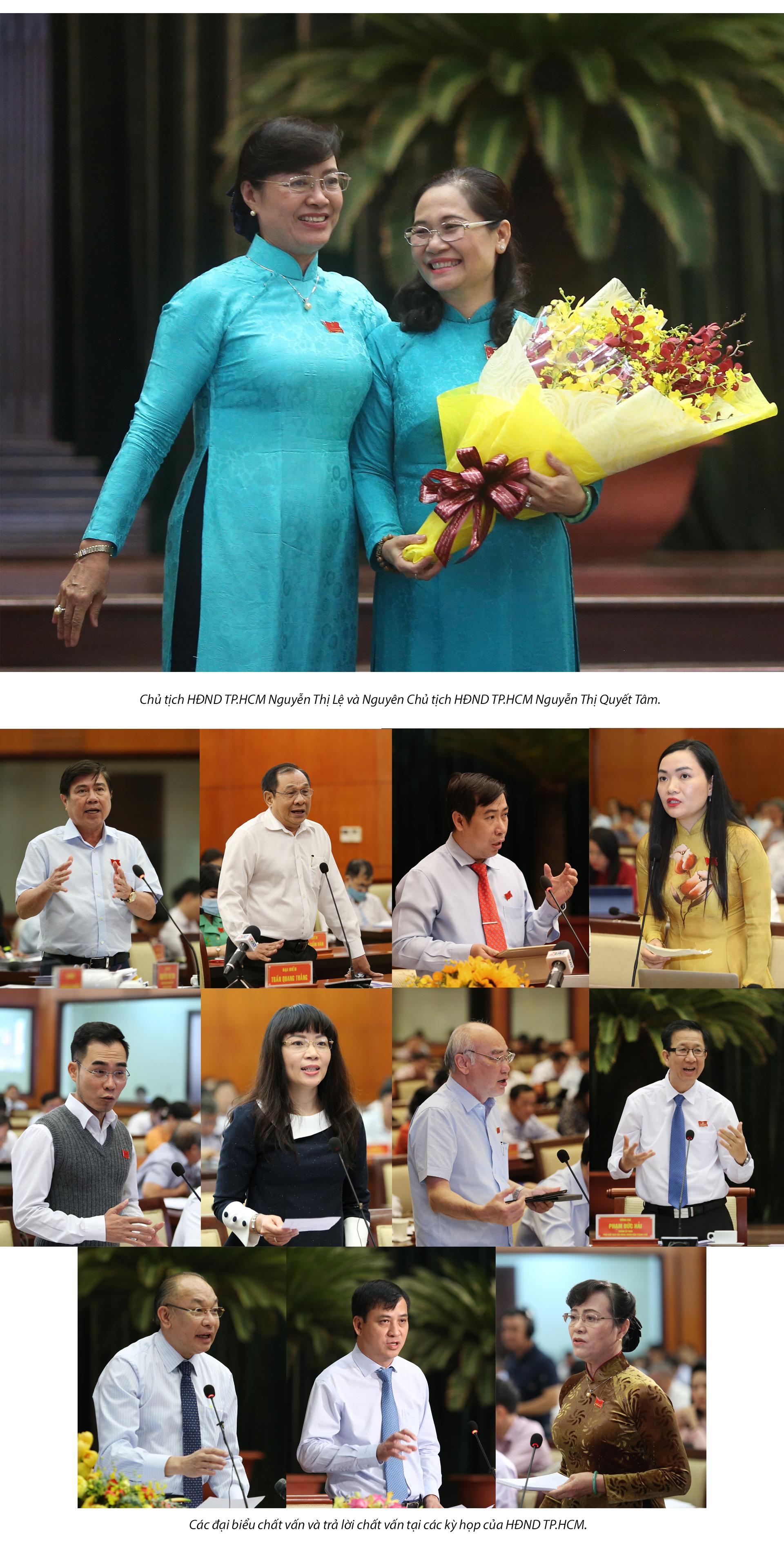 Emagazine: HĐND TP.HCM và 5 dấu ấn của nhiệm kỳ 2016-2021 - ảnh 1