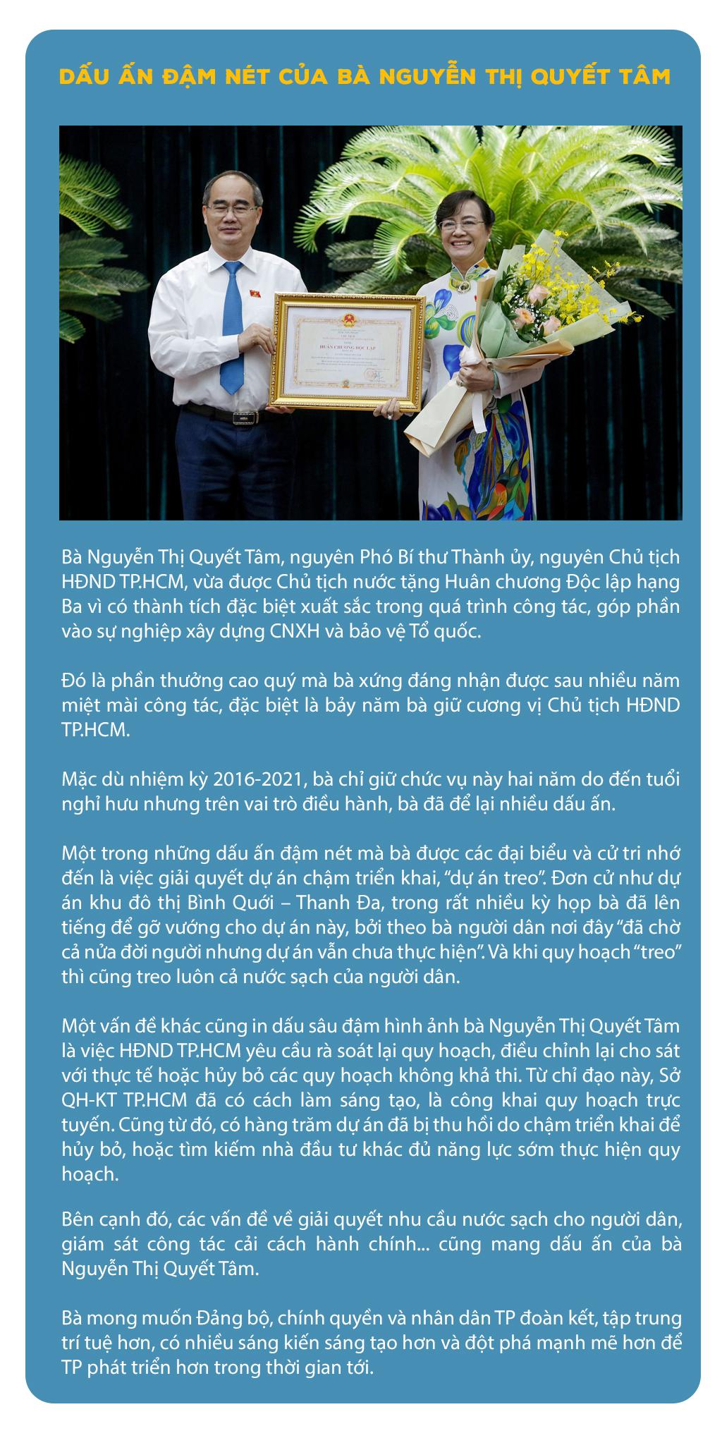 Emagazine: HĐND TP.HCM và 5 dấu ấn của nhiệm kỳ 2016-2021 - ảnh 28