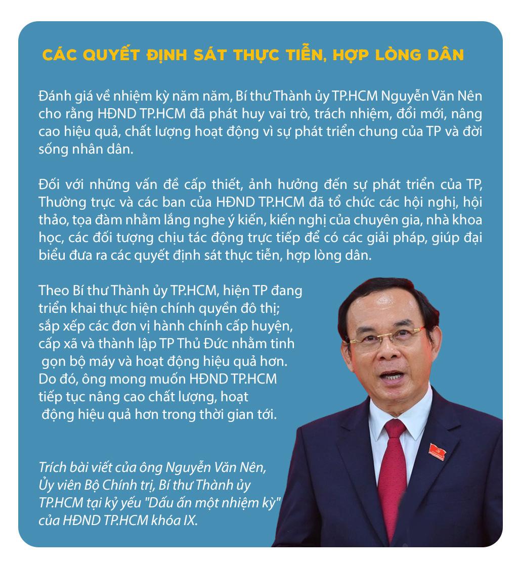 Emagazine: HĐND TP.HCM và 5 dấu ấn của nhiệm kỳ 2016-2021 - ảnh 27