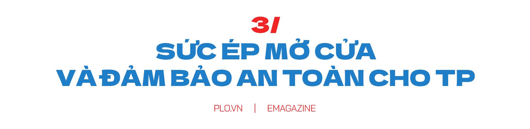 Emagazine: TP.HCM và cuộc chiến xoay chiều trước đại dịch COVID-19 - ảnh 18